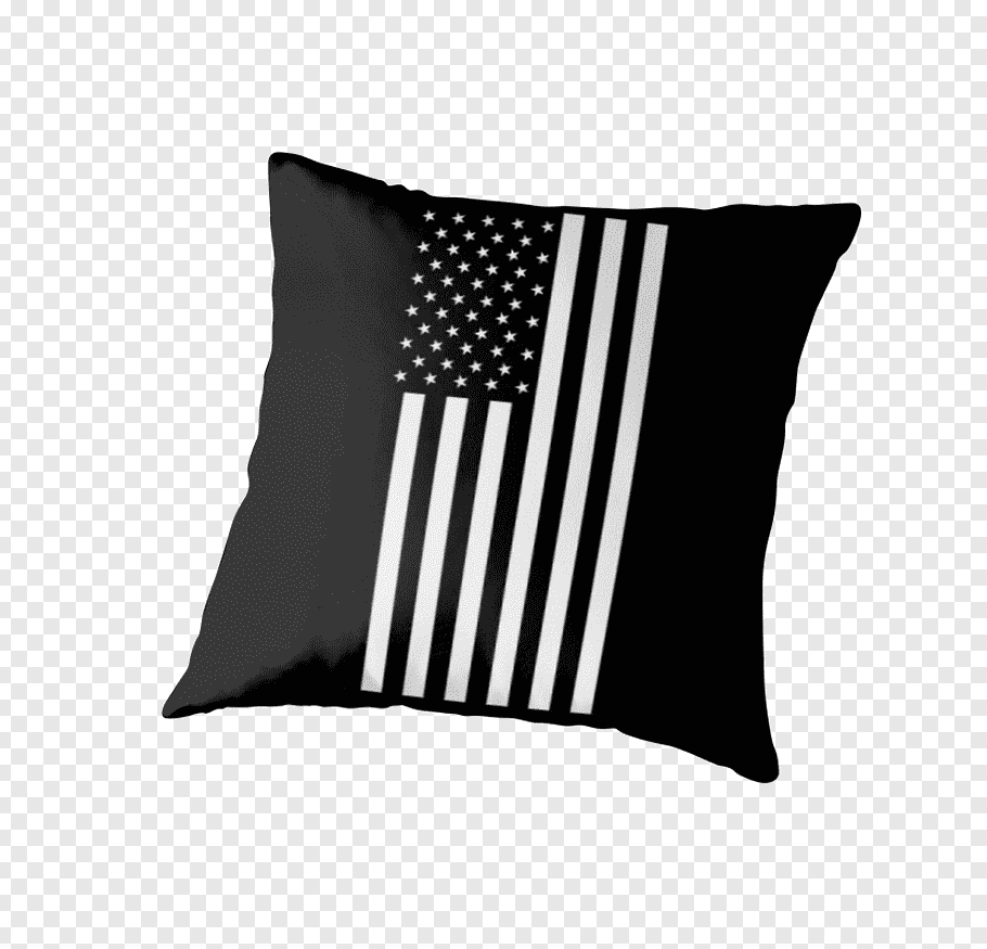 Most Up To Date American Flag Porch Swings For Chandelier Koltuk Cushion Throw Pillows Chair, Black And (View 21 of 30)