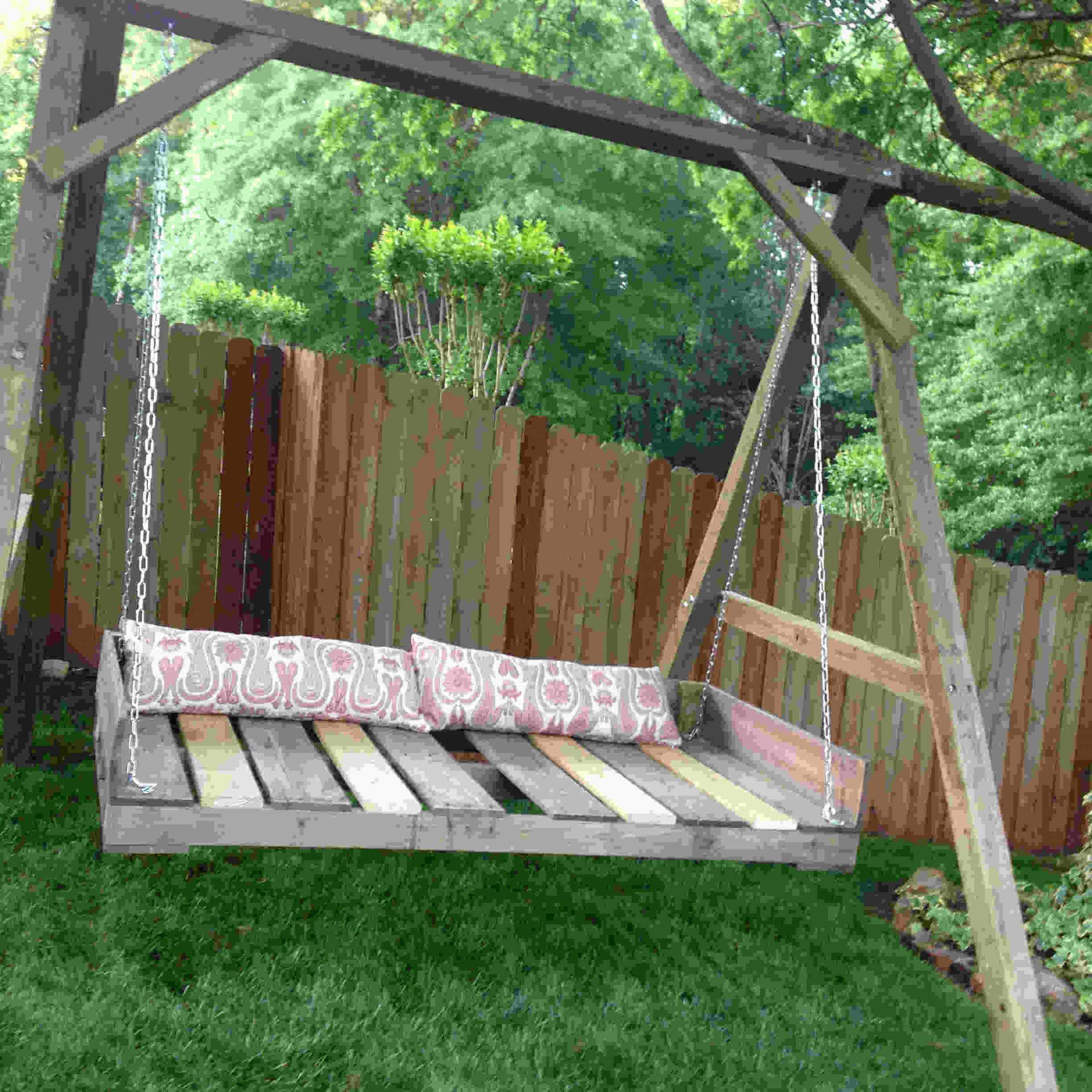 Most Up To Date Day Bed Porch Swings Intended For Winning Porch Swing Cushions Garden Toddler Plans Cushion (View 21 of 30)