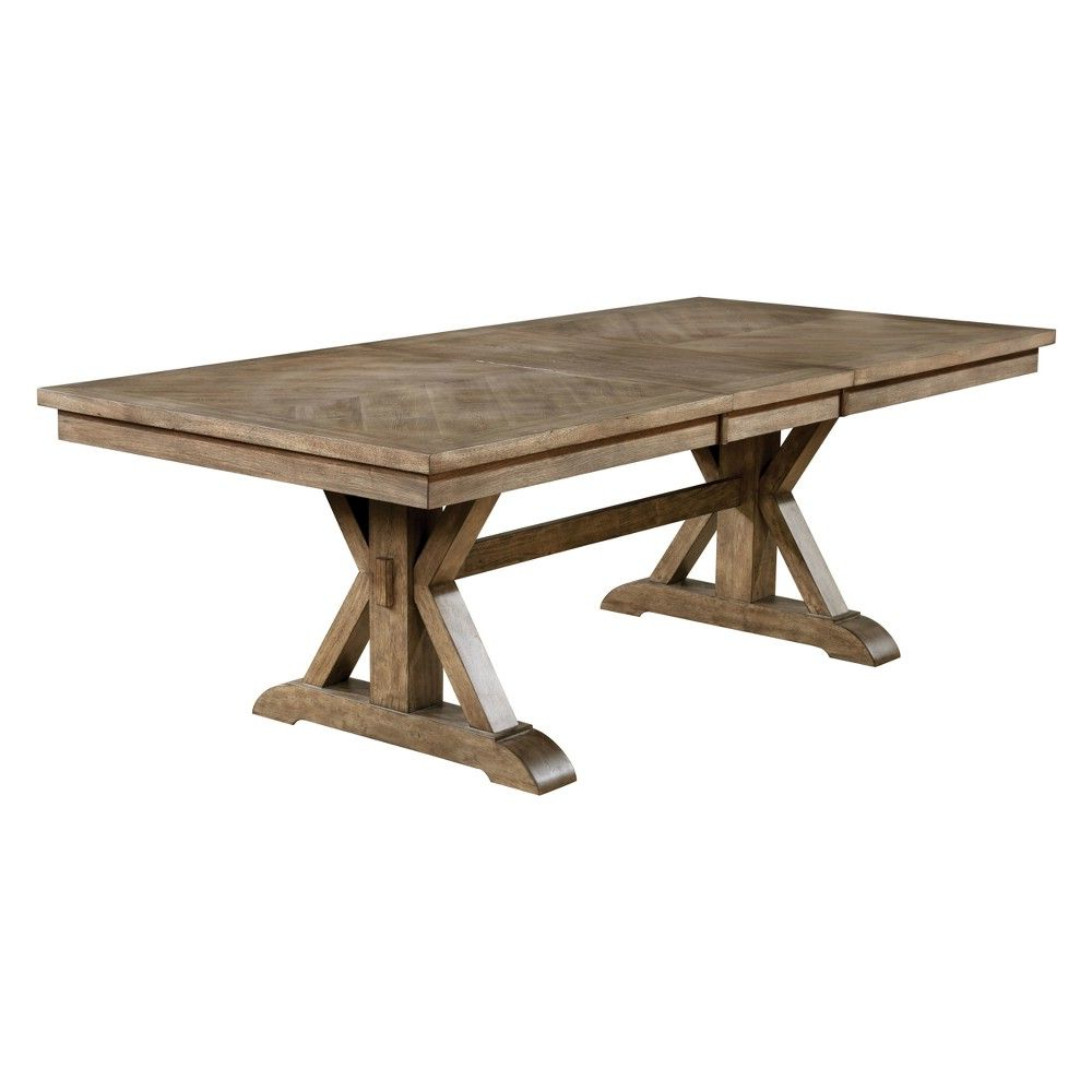 Most Up To Date Iohomes Jellison Transitional Round Dining Table Light Oak For Transitional Drop Leaf Casual Dining Tables (View 16 of 30)