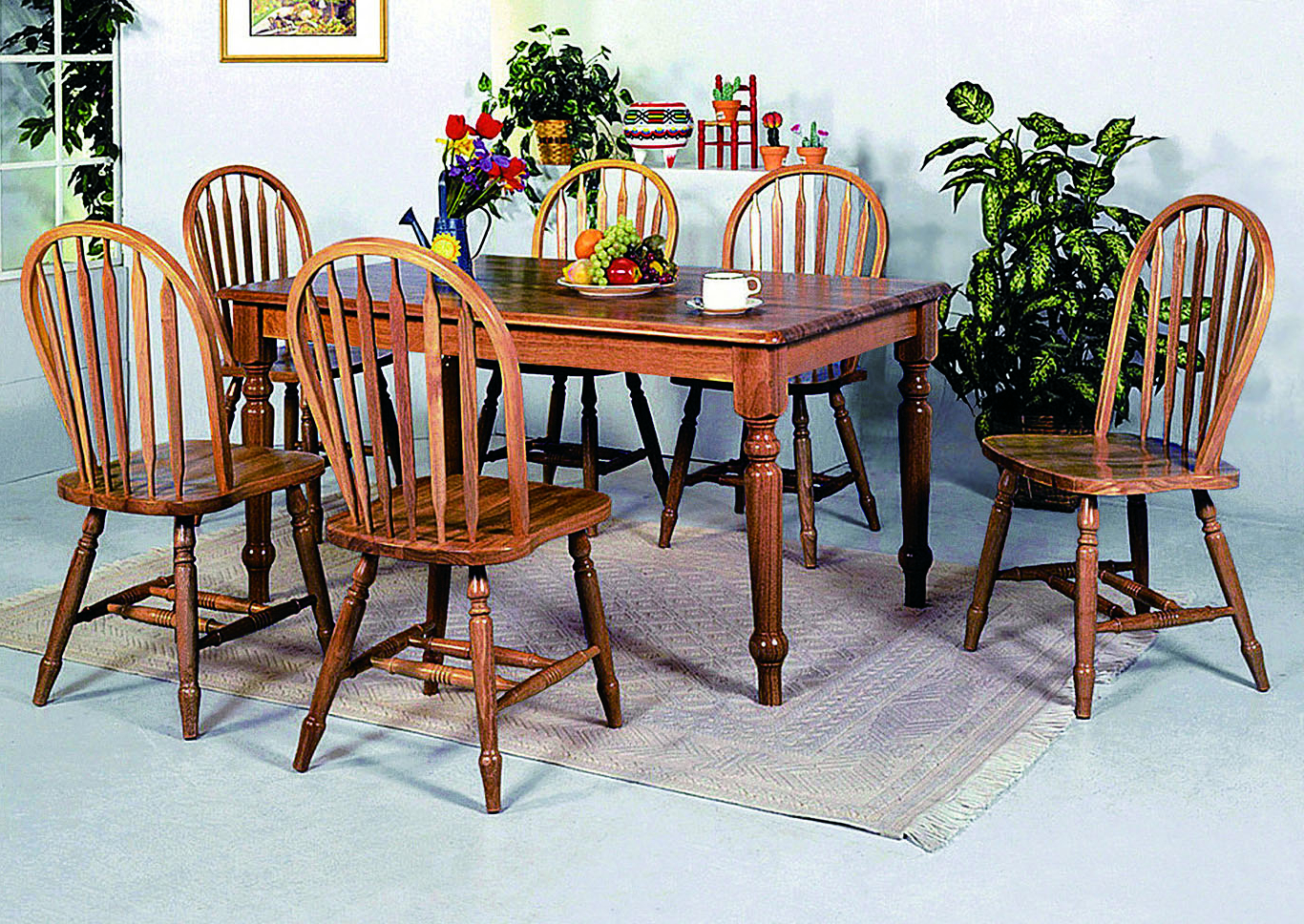 National Furniture Outlet – Westwego, La Farmhouse Oak Within Best And Newest Coaster Contemporary 6 Seating Rectangular Casual Dining Tables (View 23 of 30)