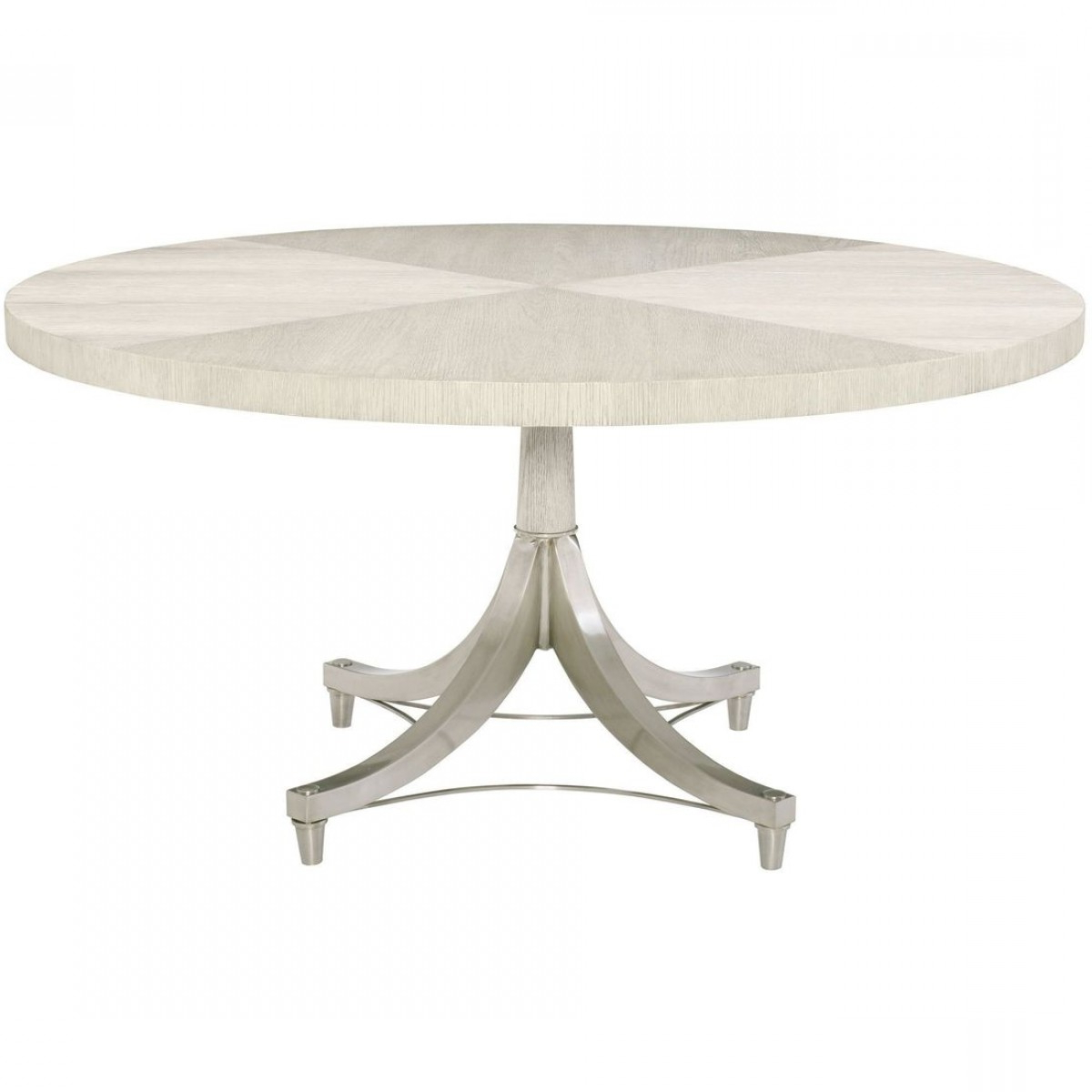 Neo Round Dining Tables For Current Bernhardt Domaine Blanc Round Dining Table (Gallery 30 of 30)