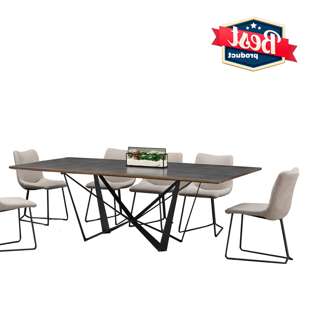 New 8 Seater Modern Dining Table Dining Table Modern Designs New Model For Home Furniture – Buy Dining Table,modern Dining Table,8 Seater Dining Table Inside Recent Modern Dining Tables (View 23 of 30)