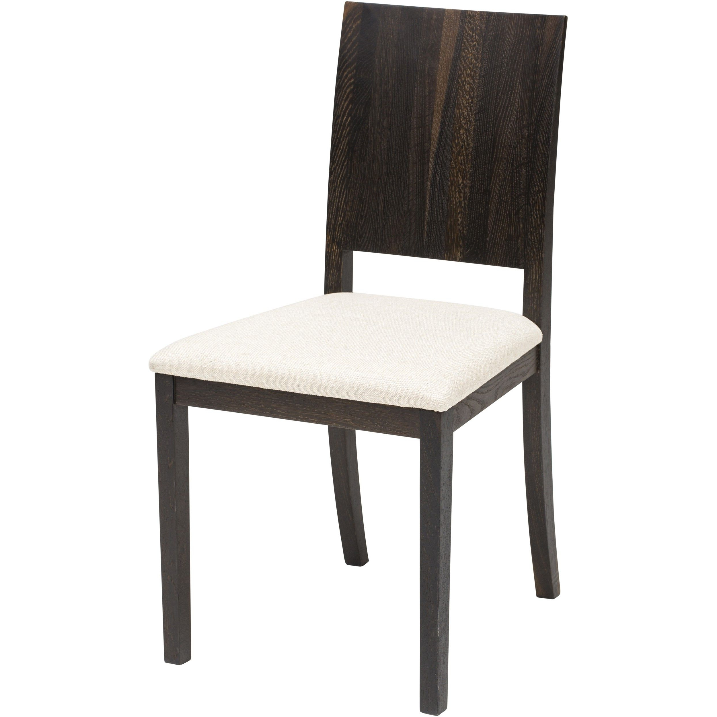 Newest Dining Tables In Smoked Seared Oak With Obi Dining Chair, Seared Oak – Furniture – Dining – Chairs (Gallery 14 of 30)