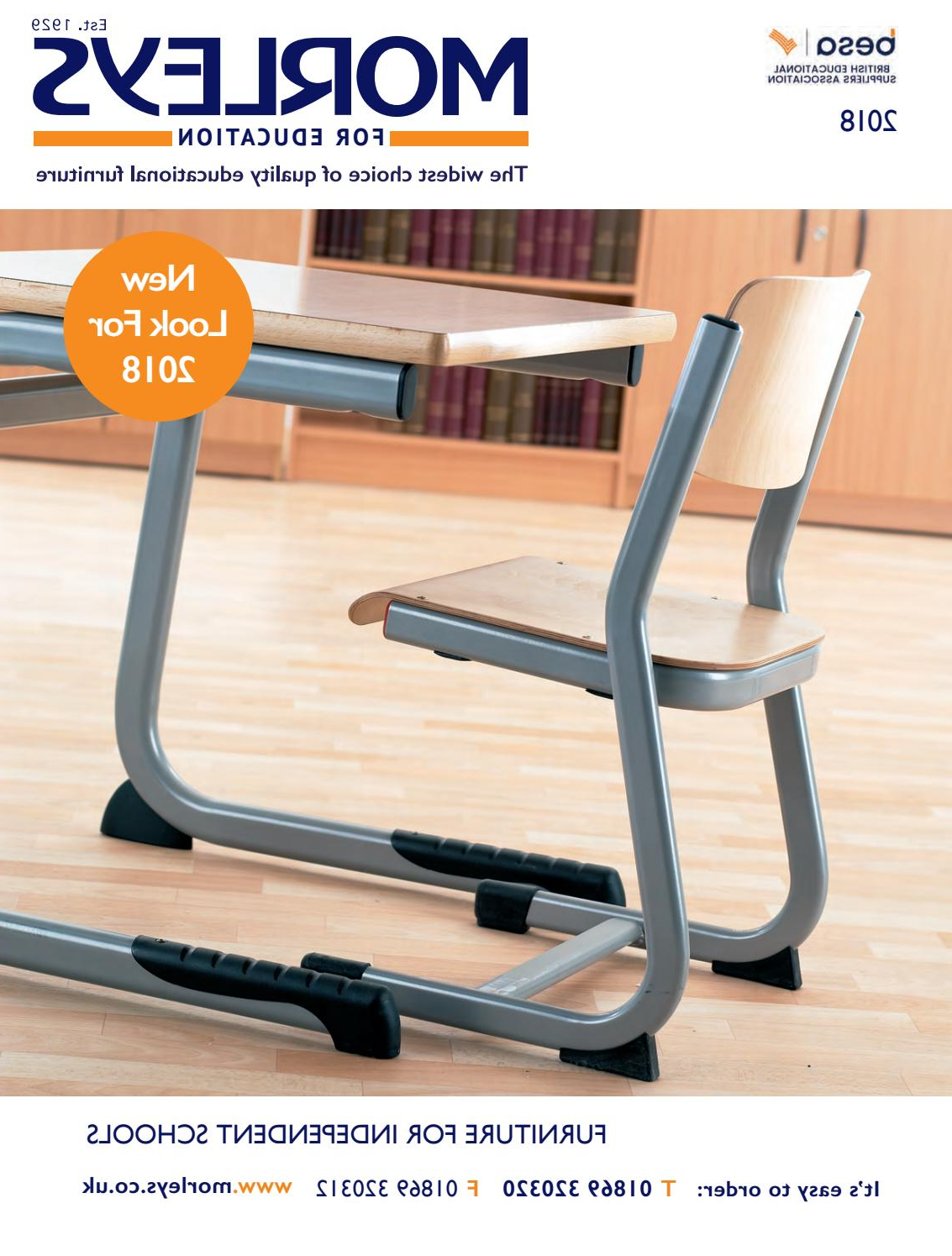 Newest Iron Grove Slatted Glider Benches Regarding Morleys Educational Furniture Catalogue 2018 (independent (View 20 of 30)