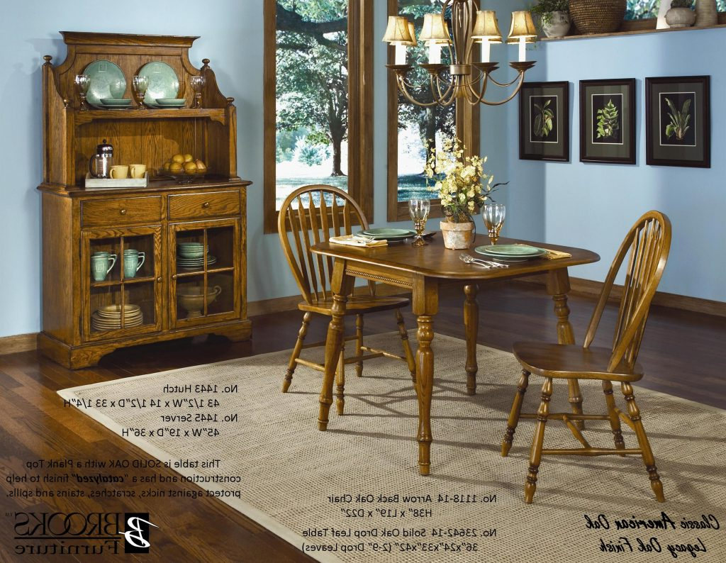 Ogle Furniture Throughout Transitional 4 Seating Drop Leaf Casual Dining Tables (Gallery 25 of 30)
