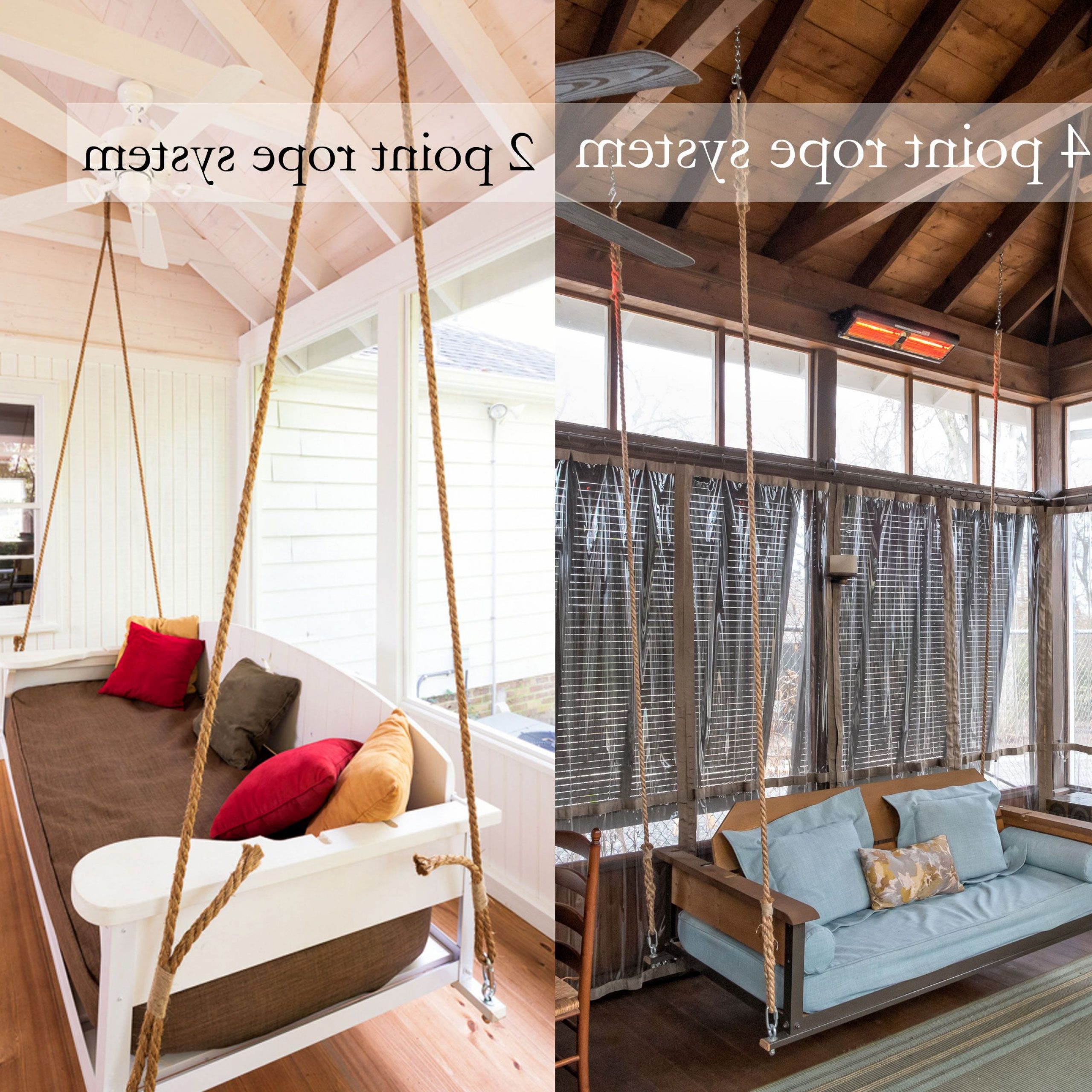 Outdoor Hanging Bed, Hanging Beds (Gallery 1 of 30)
