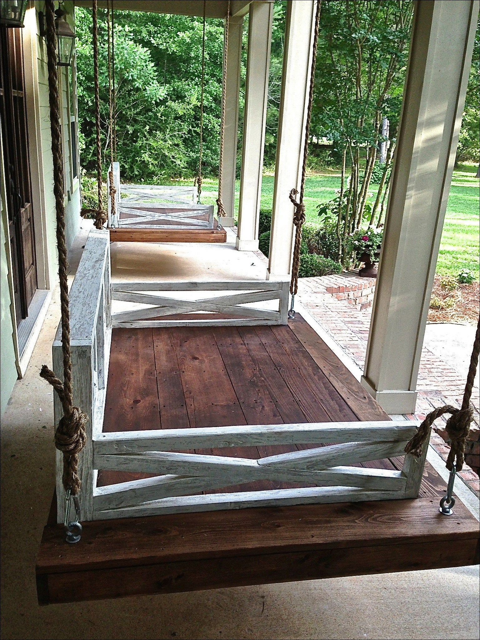 Outdoor Porch Bed, Porch Bed (Gallery 2 of 30)