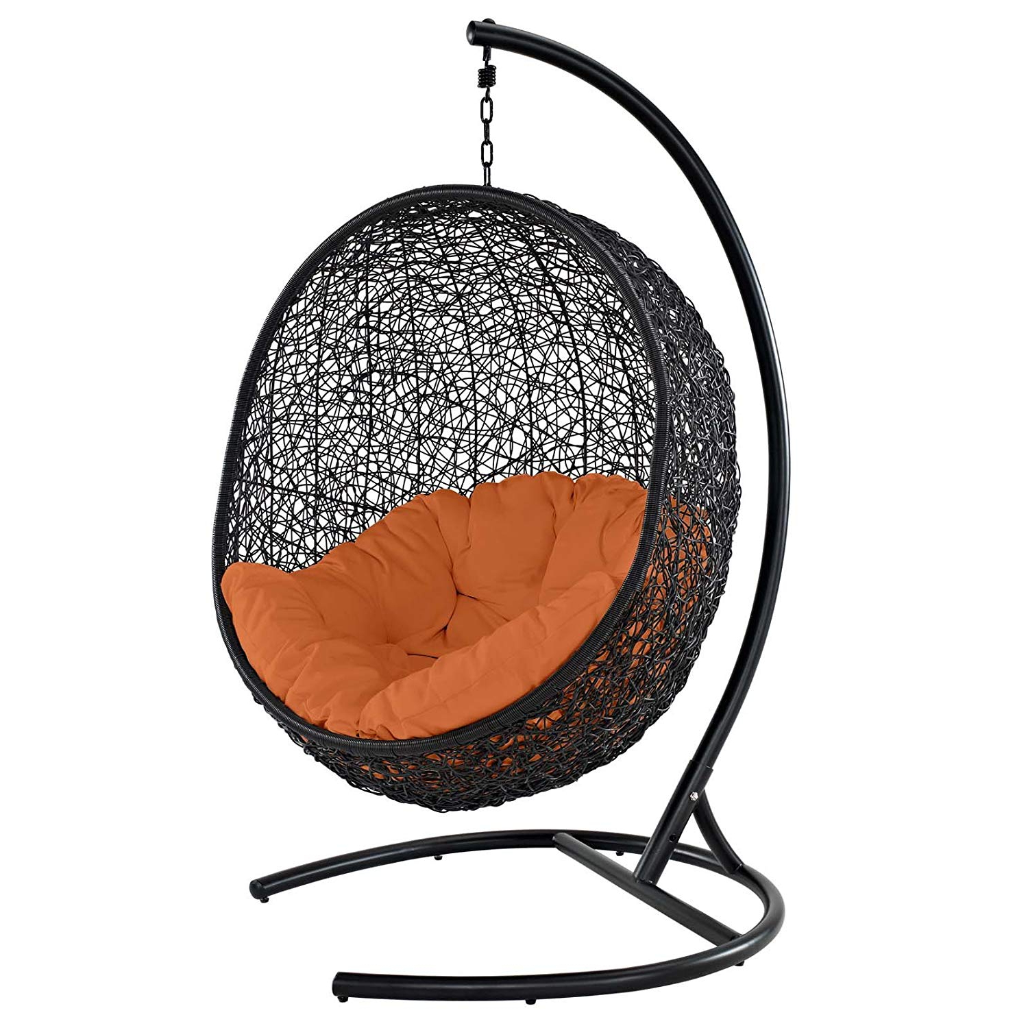 Outdoor Wicker Plastic Tear Porch Swings With Stand In 2020 12 Best Hanging Egg Chairs To Buy In 2020 – Outdoor & Indoor (Gallery 12 of 30)