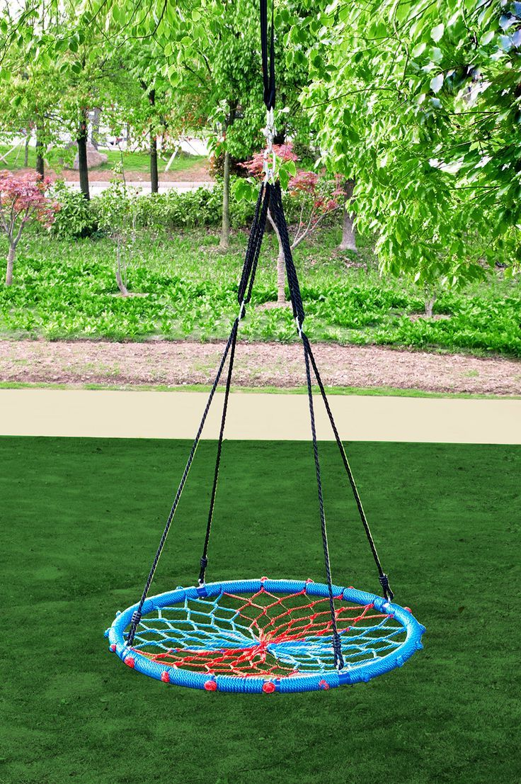 Pin On Swing Sets Inside Latest Nest Swings With Adjustable Ropes (View 16 of 30)
