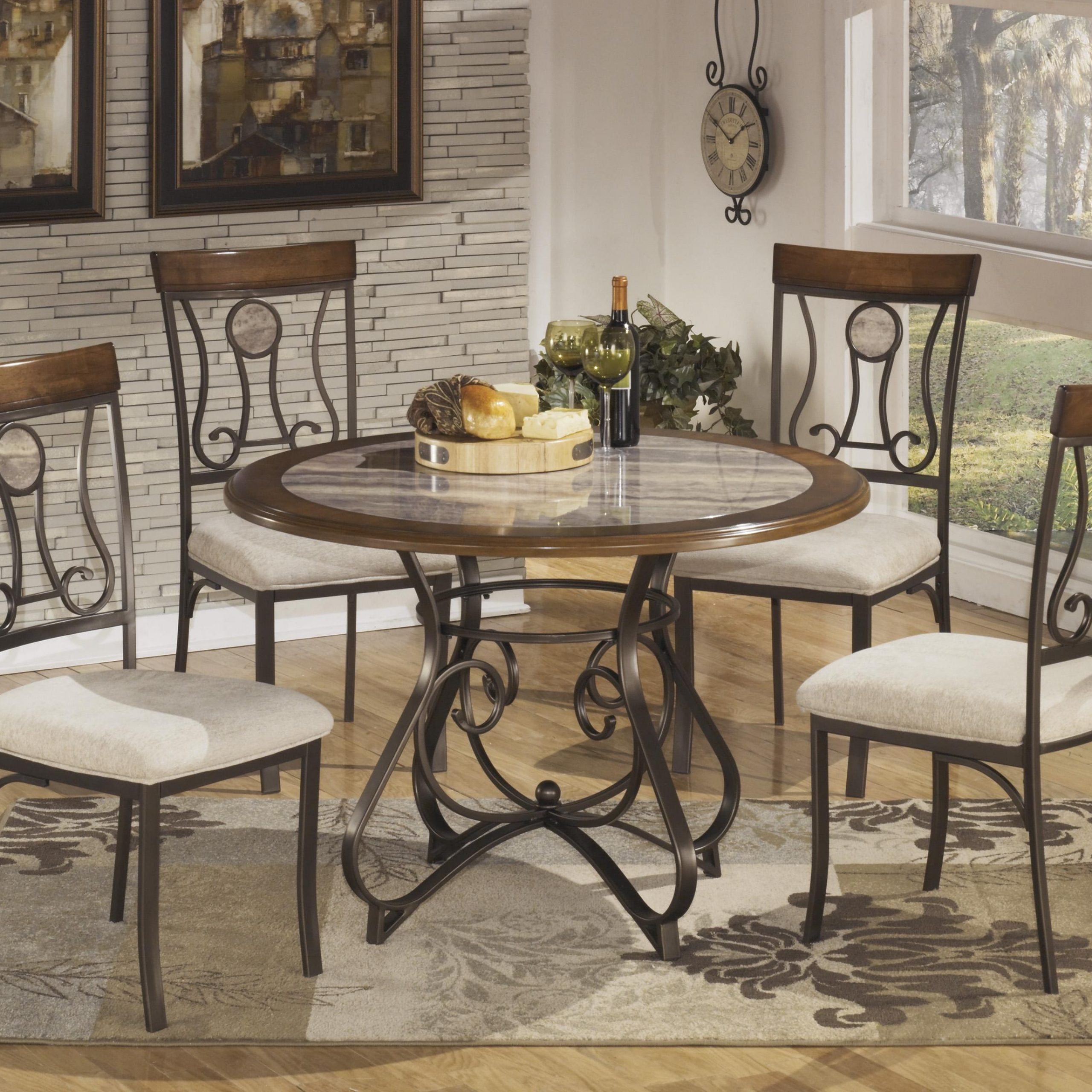 Popular Dom Round Dining Tables With Round Dining Room Tables (View 19 of 30)