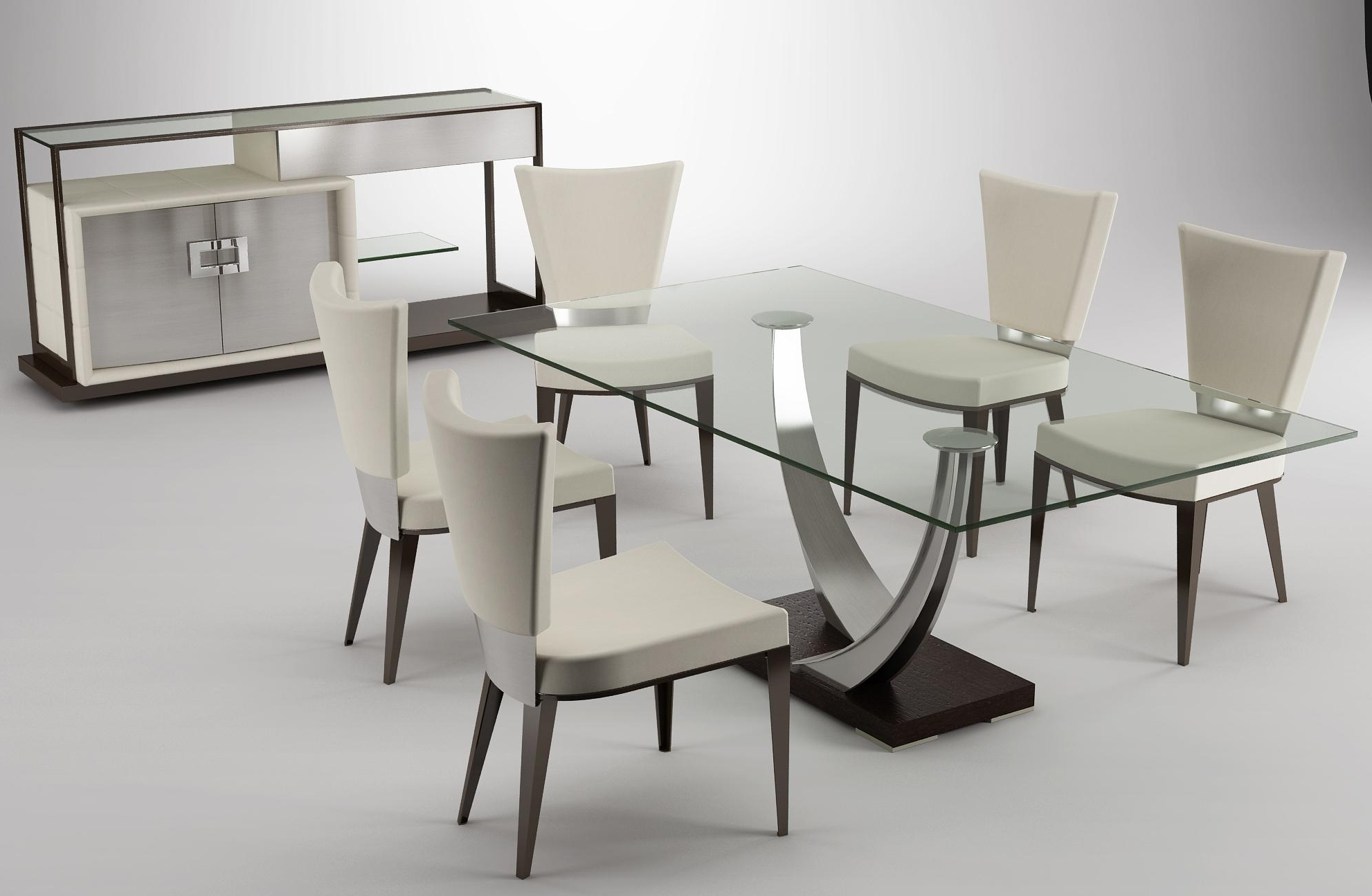 Popular Modern Dining Tables Regarding 19 Magnificent Modern Dining Tables You Need To See Right Now (View 4 of 30)