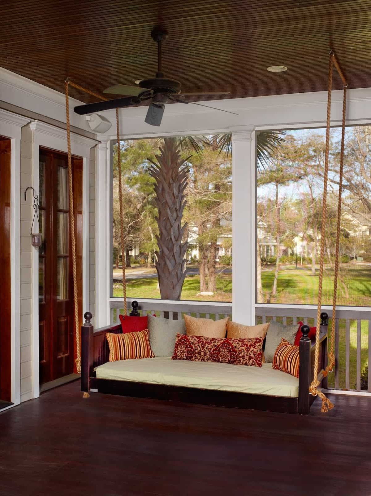 Porch Swing: Creating Your Sanctuary – Vintage Porch Swings Pertaining To Newest Porch Swings (View 24 of 30)