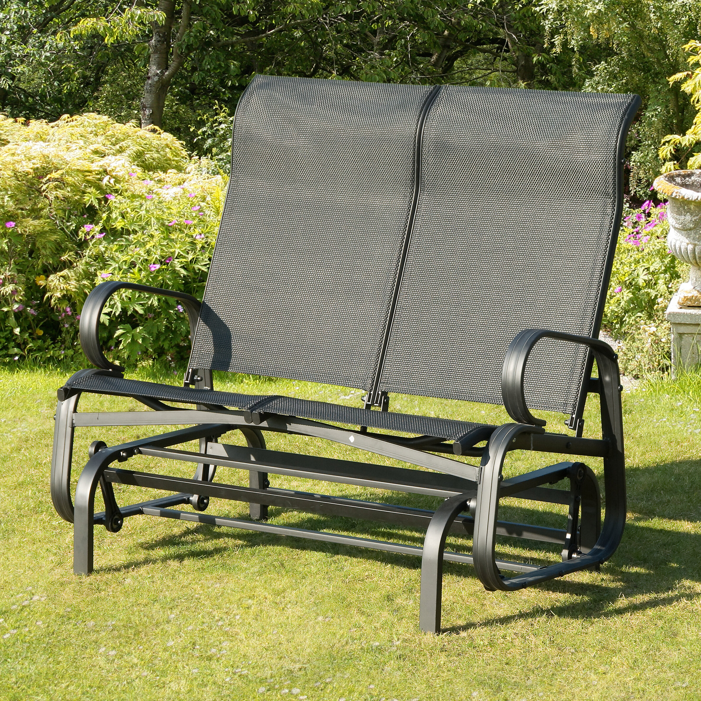 Featured Photo of Twin Seat Glider Benches