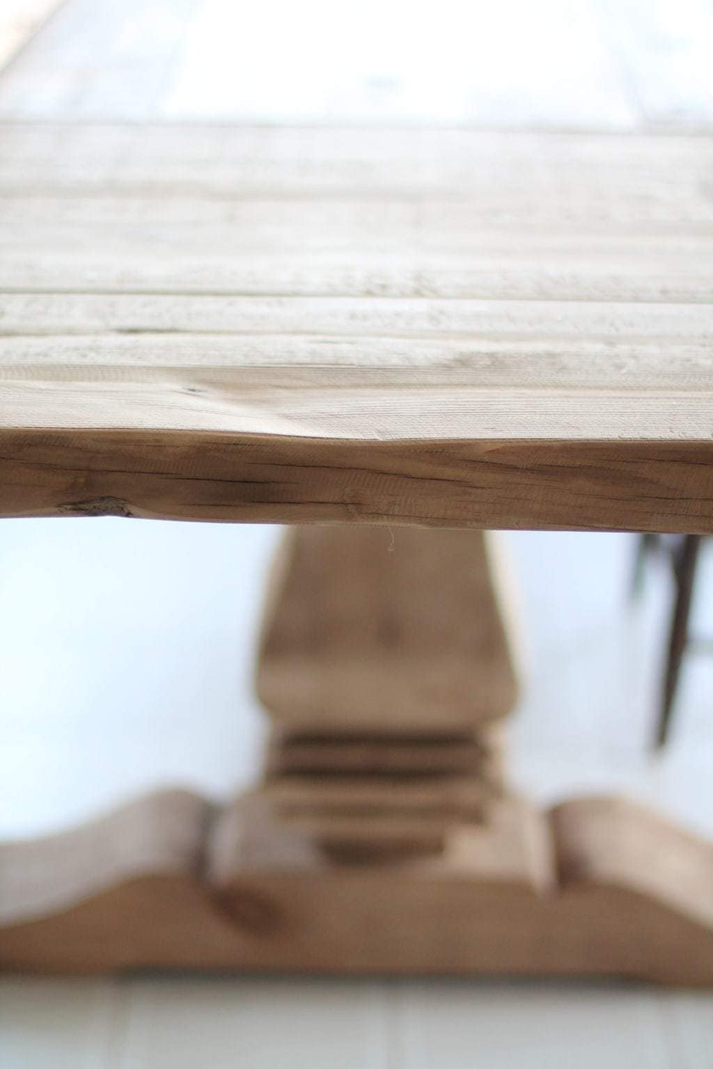 Preferred How To Protect A Restoration Hardware Dining Table With Regard To Country Dining Tables With Weathered Pine Finish (View 16 of 30)