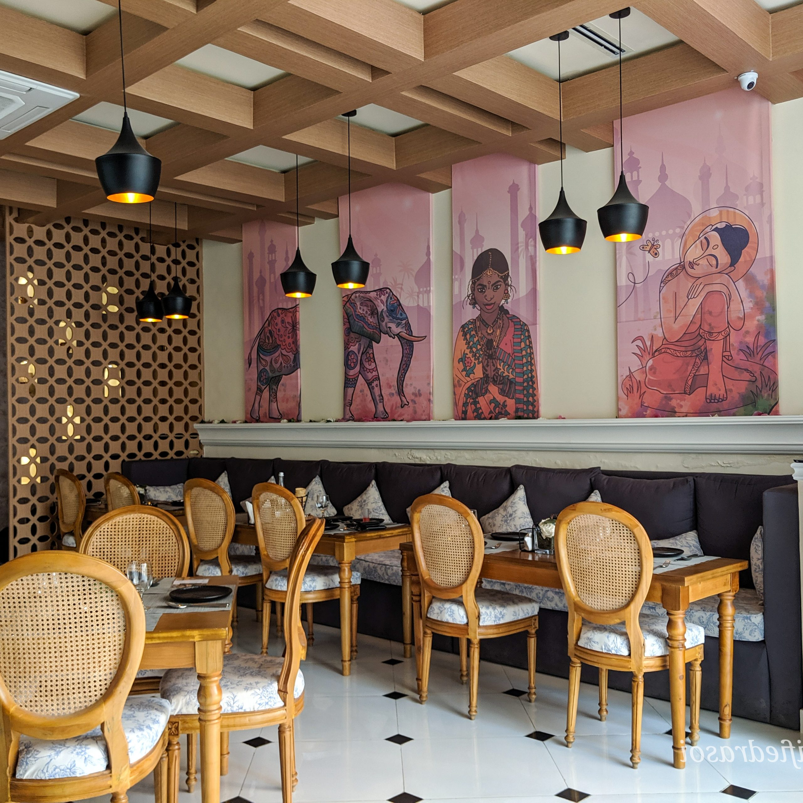Preferred Indian Food – Gratified Rasoi Intended For Artefac Contemporary Casual Dining Tables (View 30 of 30)
