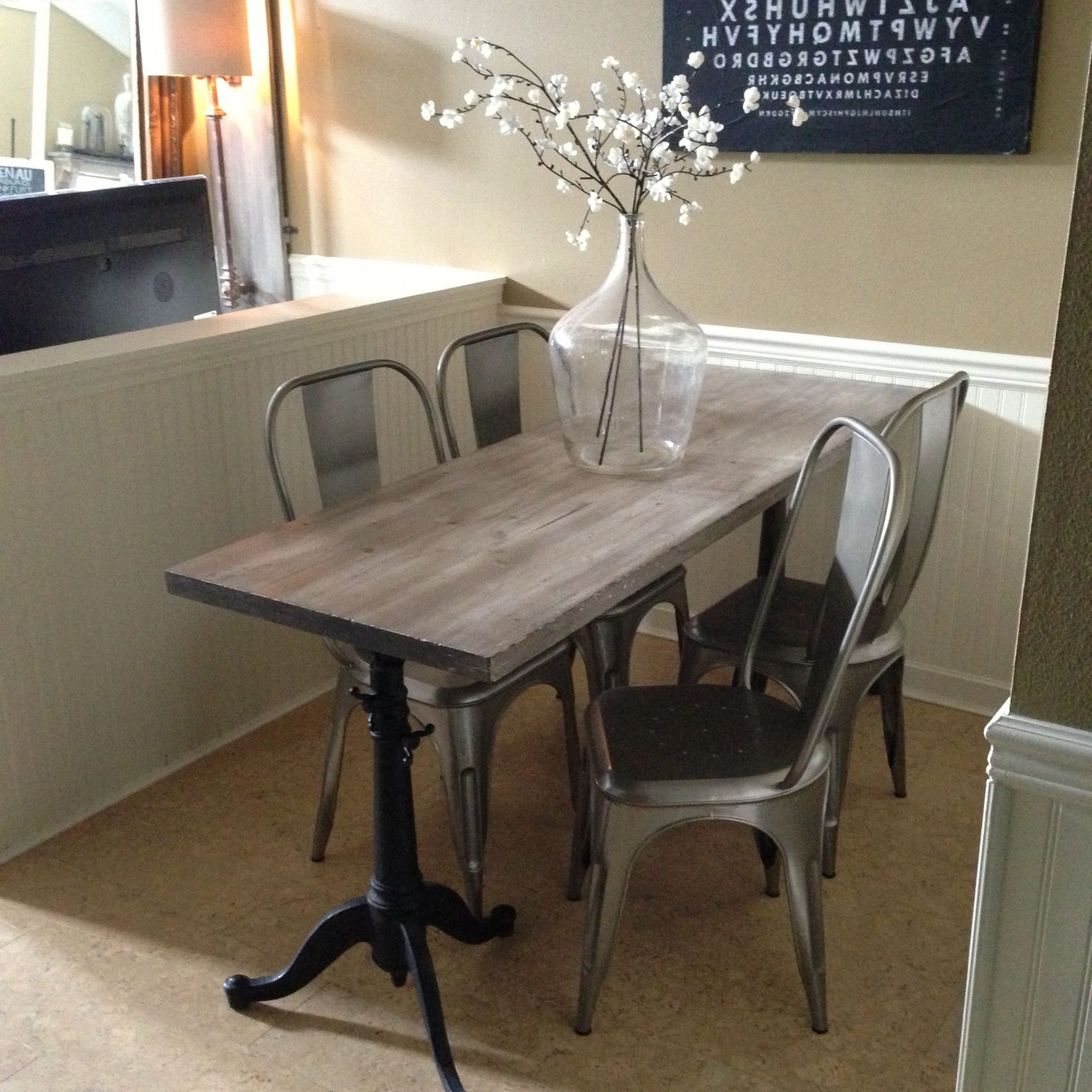 Preferred Narrow Dining Table For Narrow Space (View 13 of 30)