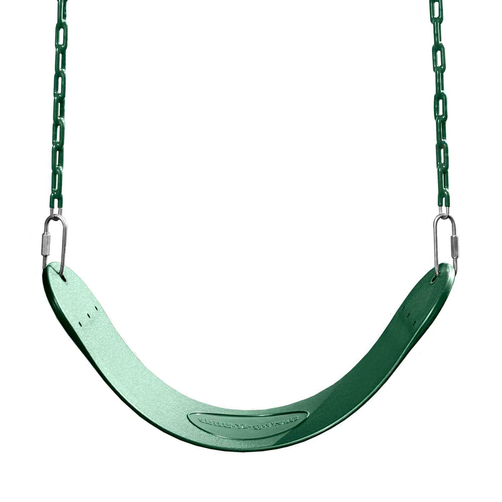 Preferred Swing N Slide Green Swing Seat – Walmart Regarding Swing Seats With Chains (View 20 of 30)