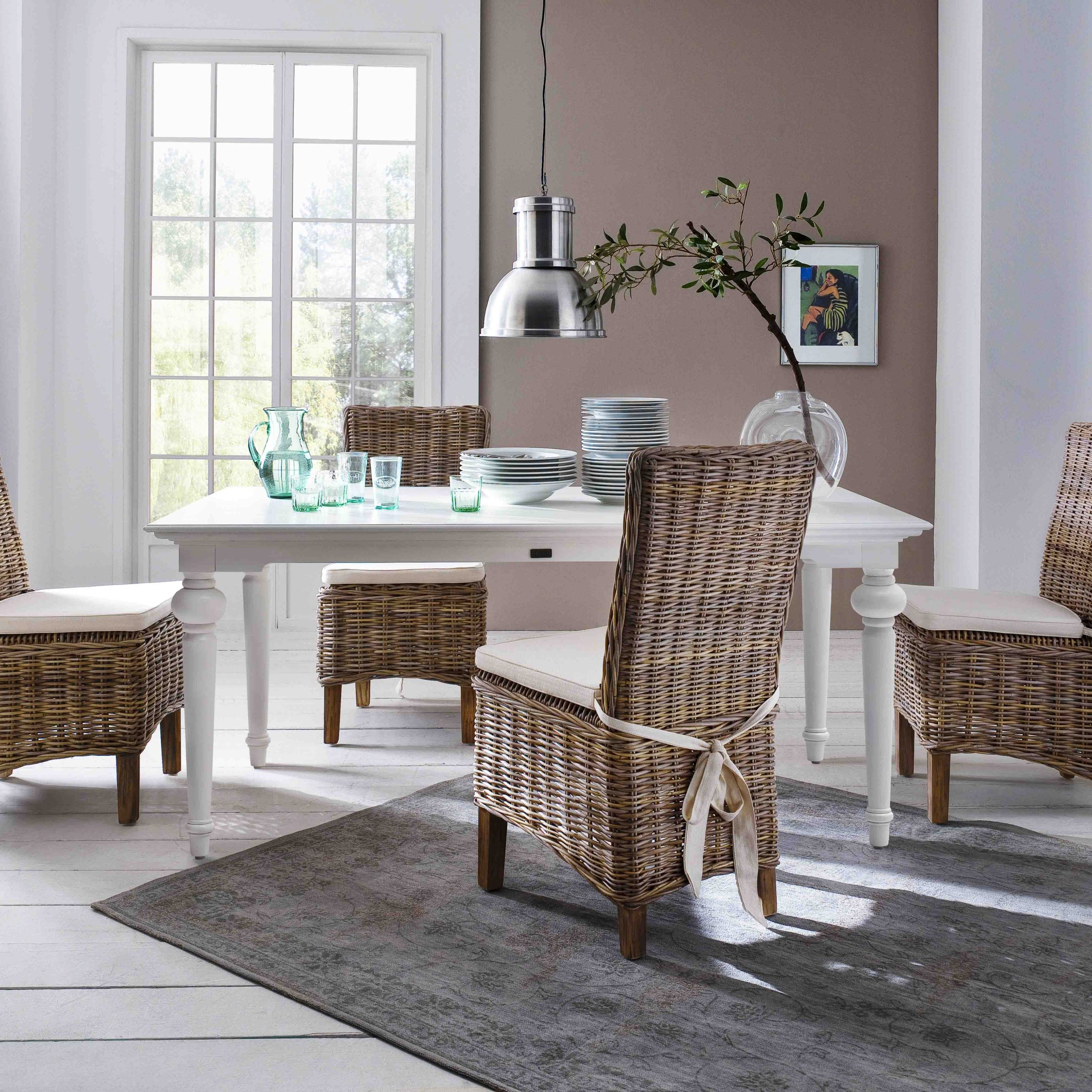 Provence Accent Dining Tables Throughout Latest Provence Dining Table (t777) – Nova Solo (View 5 of 30)