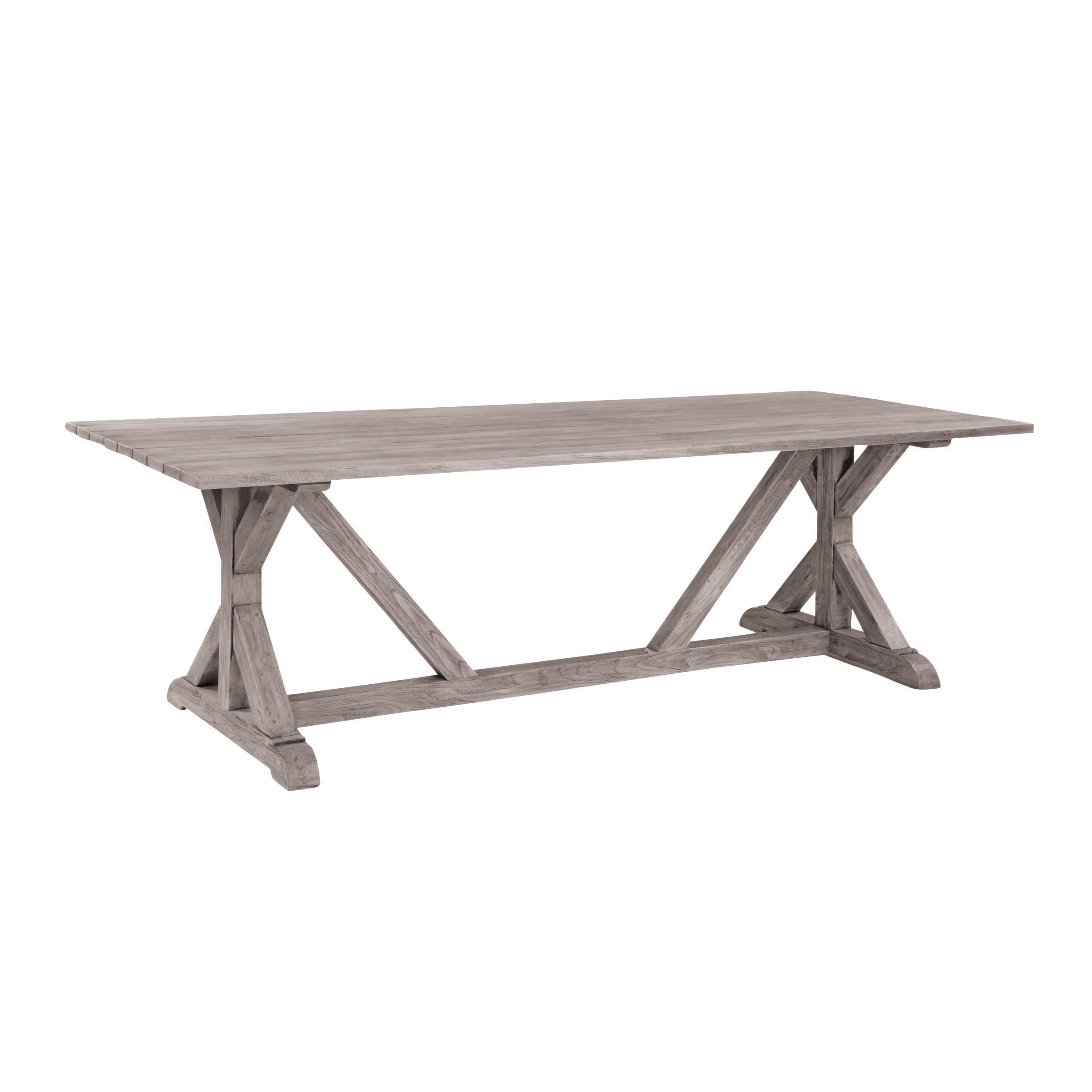Provence Rectangular Dining Table – Casual Living Inside Most Up To Date Provence Accent Dining Tables (View 9 of 30)