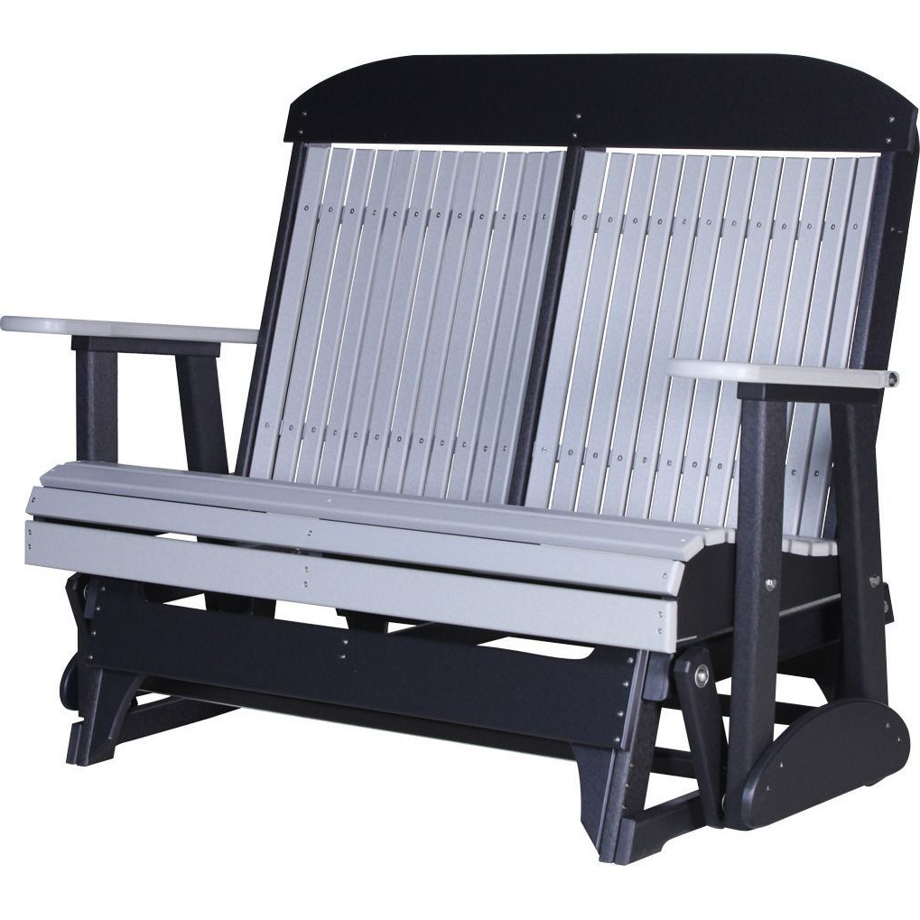Recent Classic Glider Benches With Regard To Luxcraft Classic Highback 4ft (View 2 of 30)