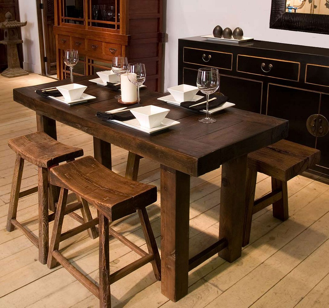 Recent Glass Top Condo Dining Tables Within New Dining Table For Small Apartment Awesome Space Home (View 25 of 30)