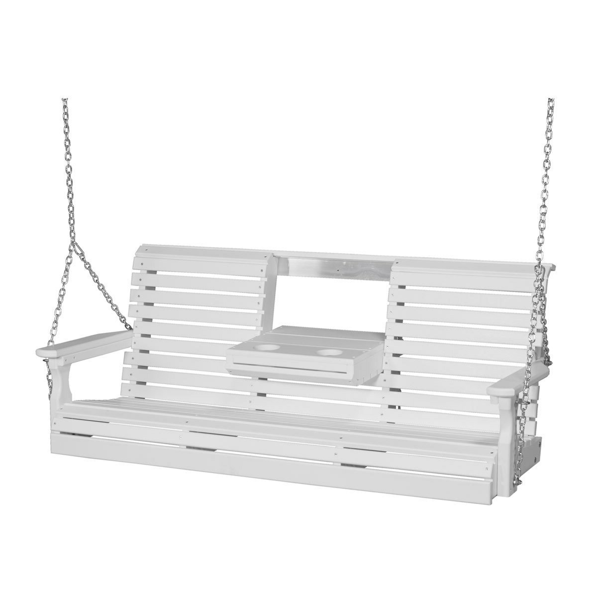 Recent Plain Porch Swings Regarding Bellandra Plain Porch Swing (View 8 of 30)