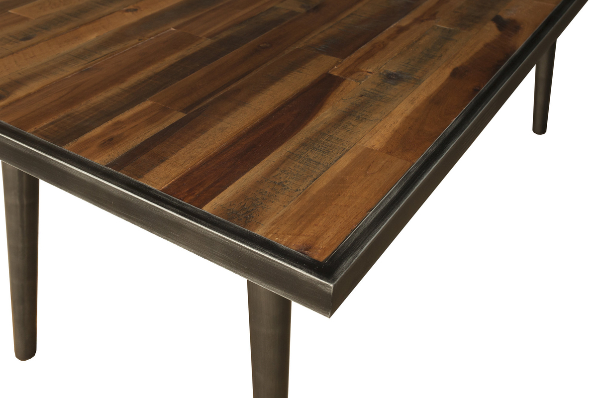 Recent Solid Acacia Wood Dining Tables With Sl 010 Acacia Wood Dining Table (View 11 of 30)