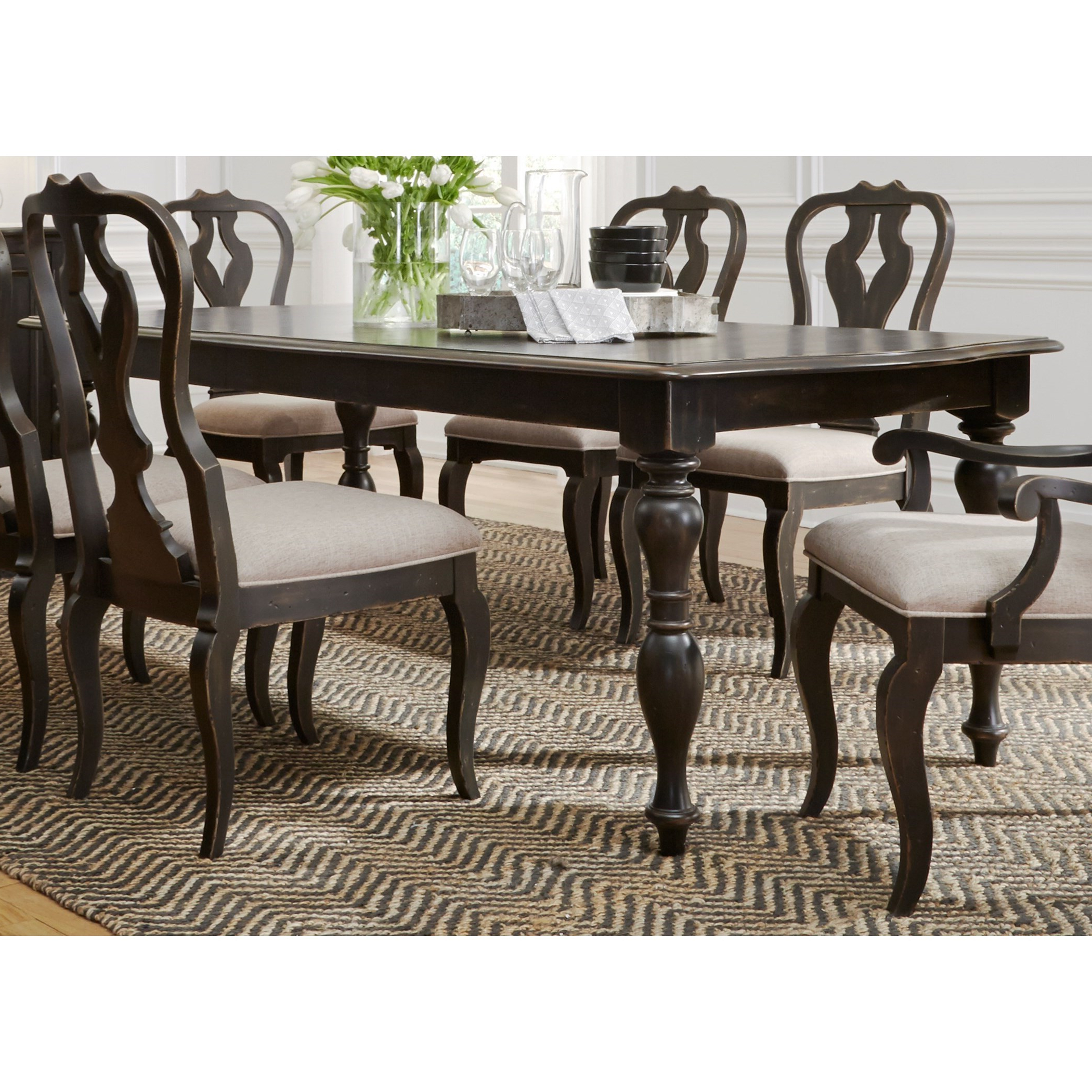 Rectangular Dining Tables In Trendy Chesapeake Rectangular Dining Table (View 13 of 30)