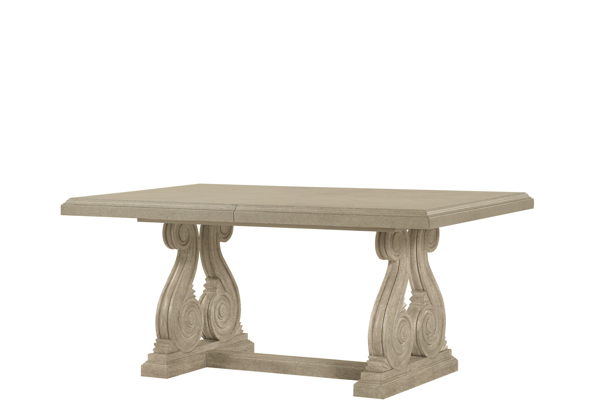 Rectangular Dining Tables Pertaining To Fashionable Arch Salvage Rectangular Dining Table (View 15 of 30)