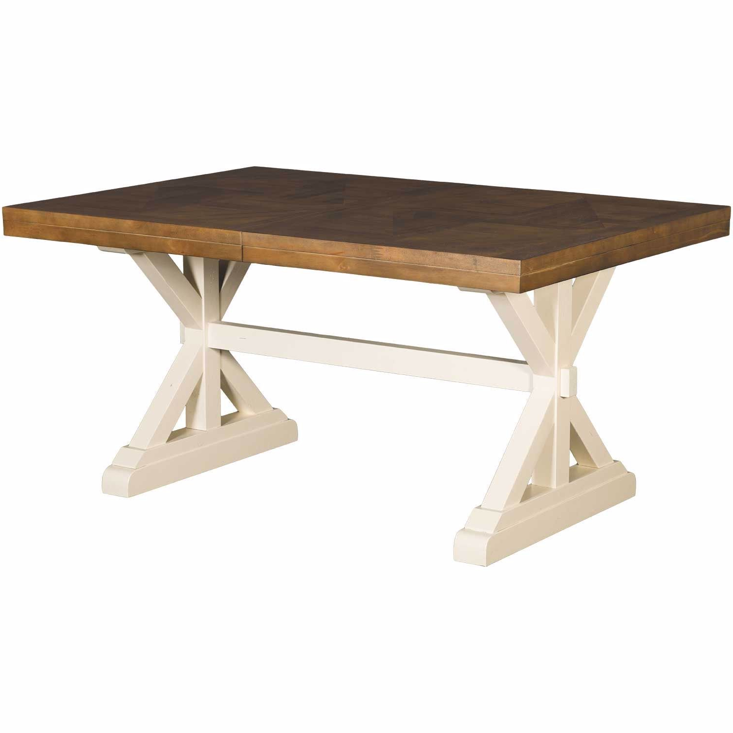 Rectangular Dining Tables Pertaining To Well Known Park Creek Rectangular Dining Table (View 17 of 30)