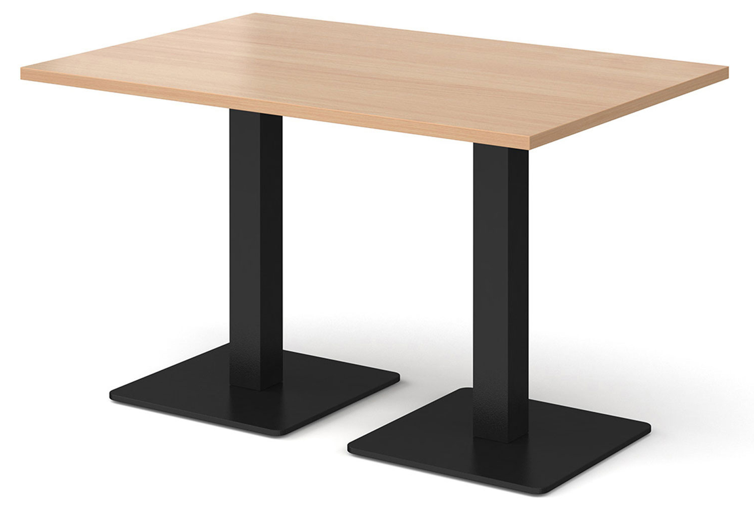 Rectangular Dining Tables Regarding Popular Erding Rectangular Dining Table (View 18 of 30)