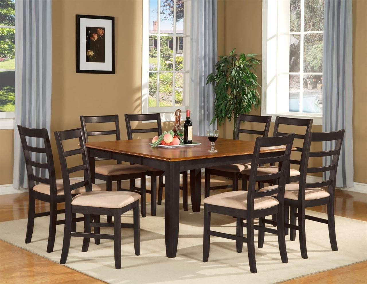Retro Round Glasstop Dining Tables Regarding Popular Astounding Chairs Set Round Table Extendable Clearance (View 28 of 30)