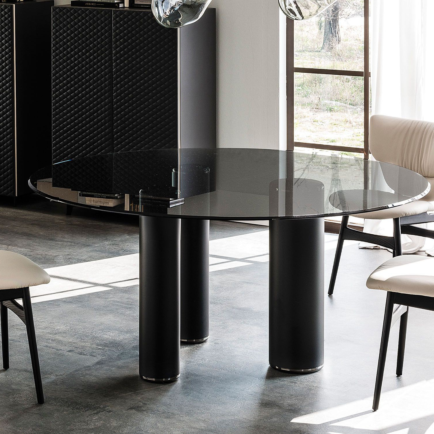 Roll Round Dining Table, Cattelan Italia – Neo Furniture Within Well Known Neo Round Dining Tables (View 17 of 30)