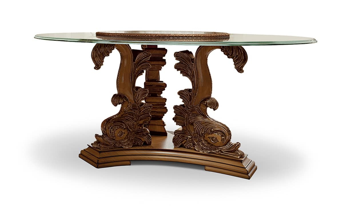 Round Glass Top Dining Tables With Regard To Favorite Dining Table With Round Glass Top (View 29 of 30)
