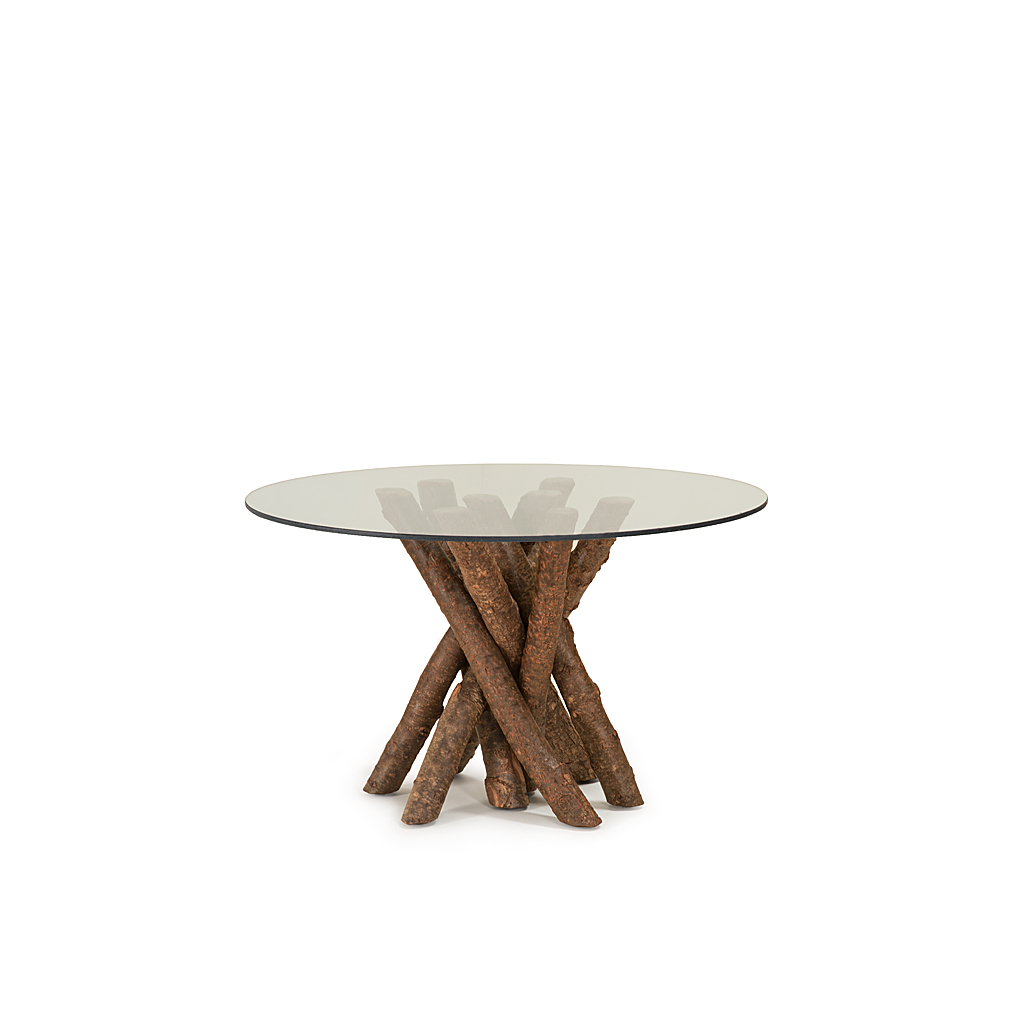 Rustic Mid Century Modern 6 Seating Dining Tables In White And Natural Wood Pertaining To Fashionable Rustic Dining Table Base Only (View 11 of 30)