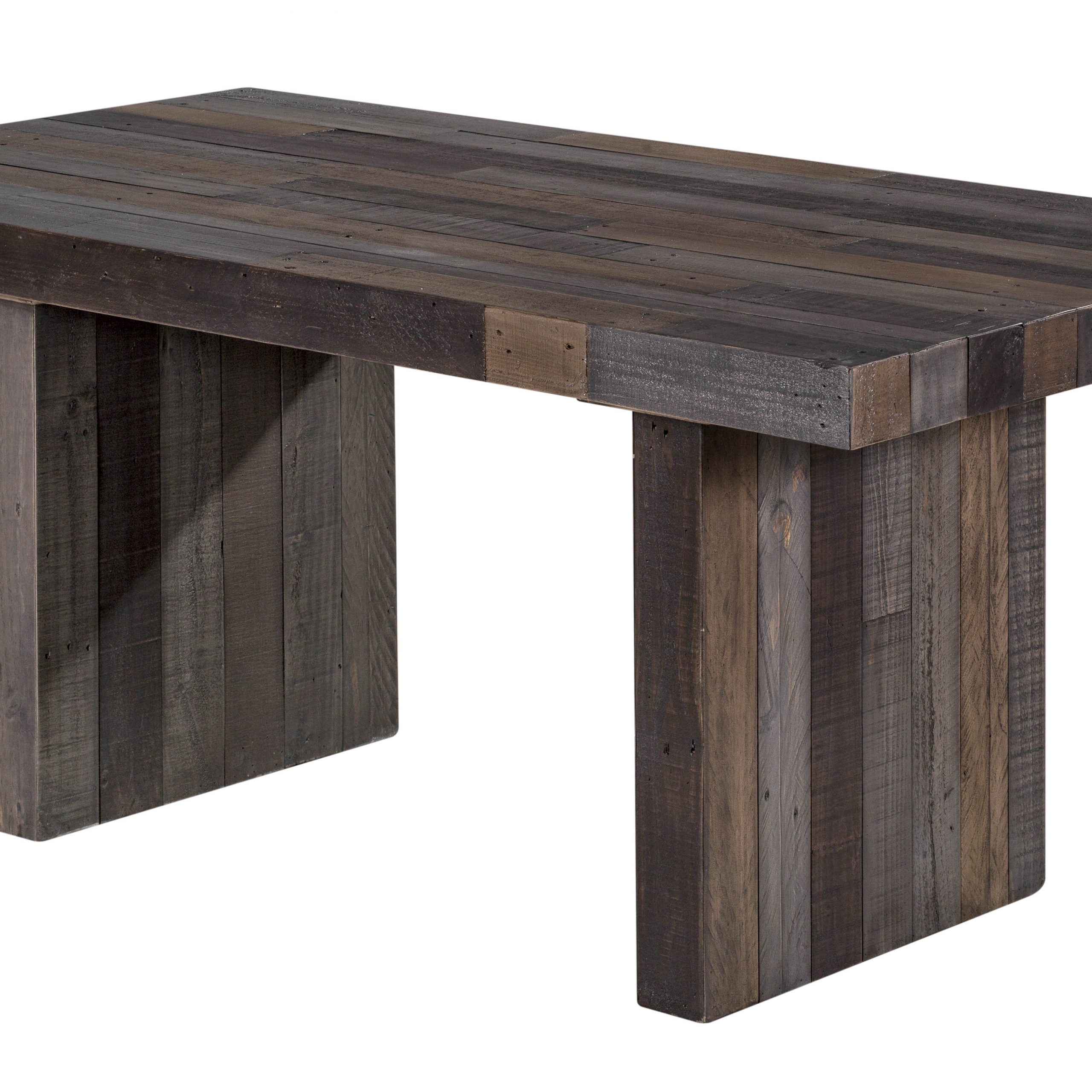 Rustic Pine Small Dining Tables With Regard To Best And Newest Moes Home Vintage Grey Small Dining Table (View 22 of 30)
