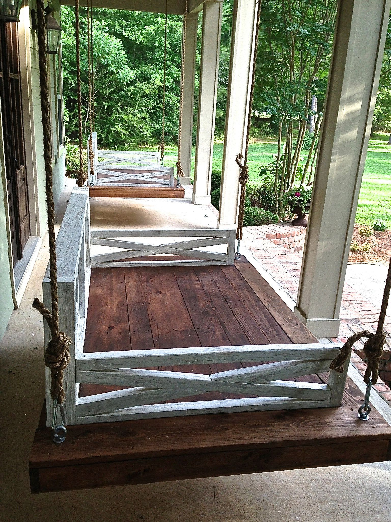 Saltaire Regarding Daybed Porch Swings With Stand (View 6 of 30)