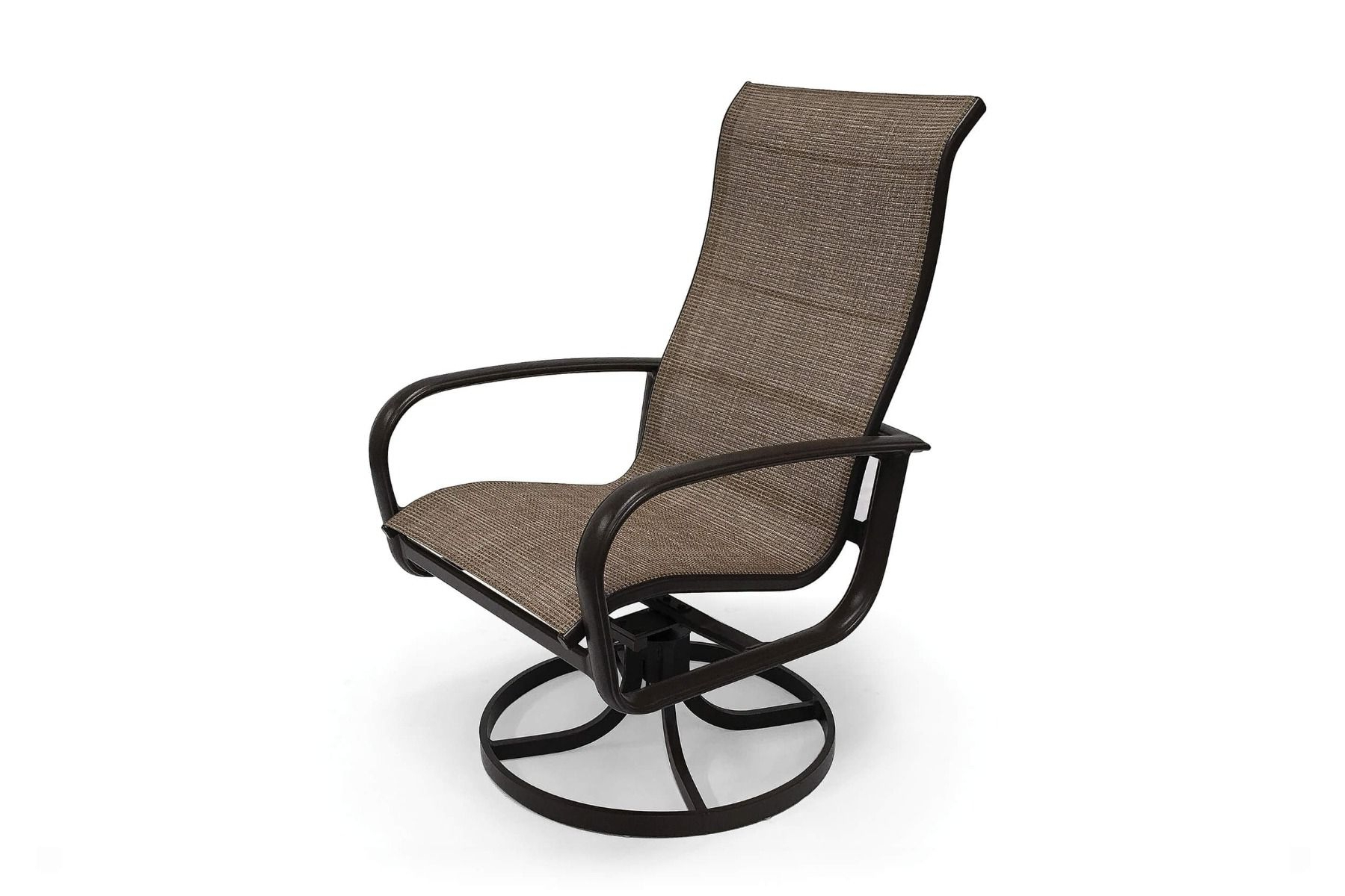 Savoy Sling High Back Swivel Tilt Chat Chair (2pk) Pertaining To Favorite Sling High Back Swivel Chairs (View 10 of 30)