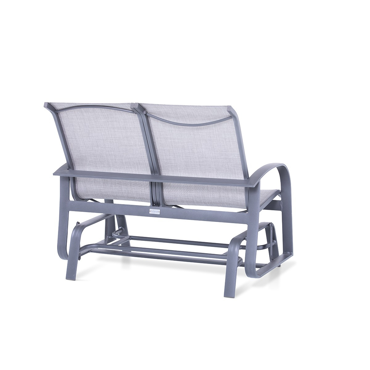 Sling Double Glider Benches In Most Current Wakefield Sling Double Glider – Patio Accessories – The (View 20 of 30)