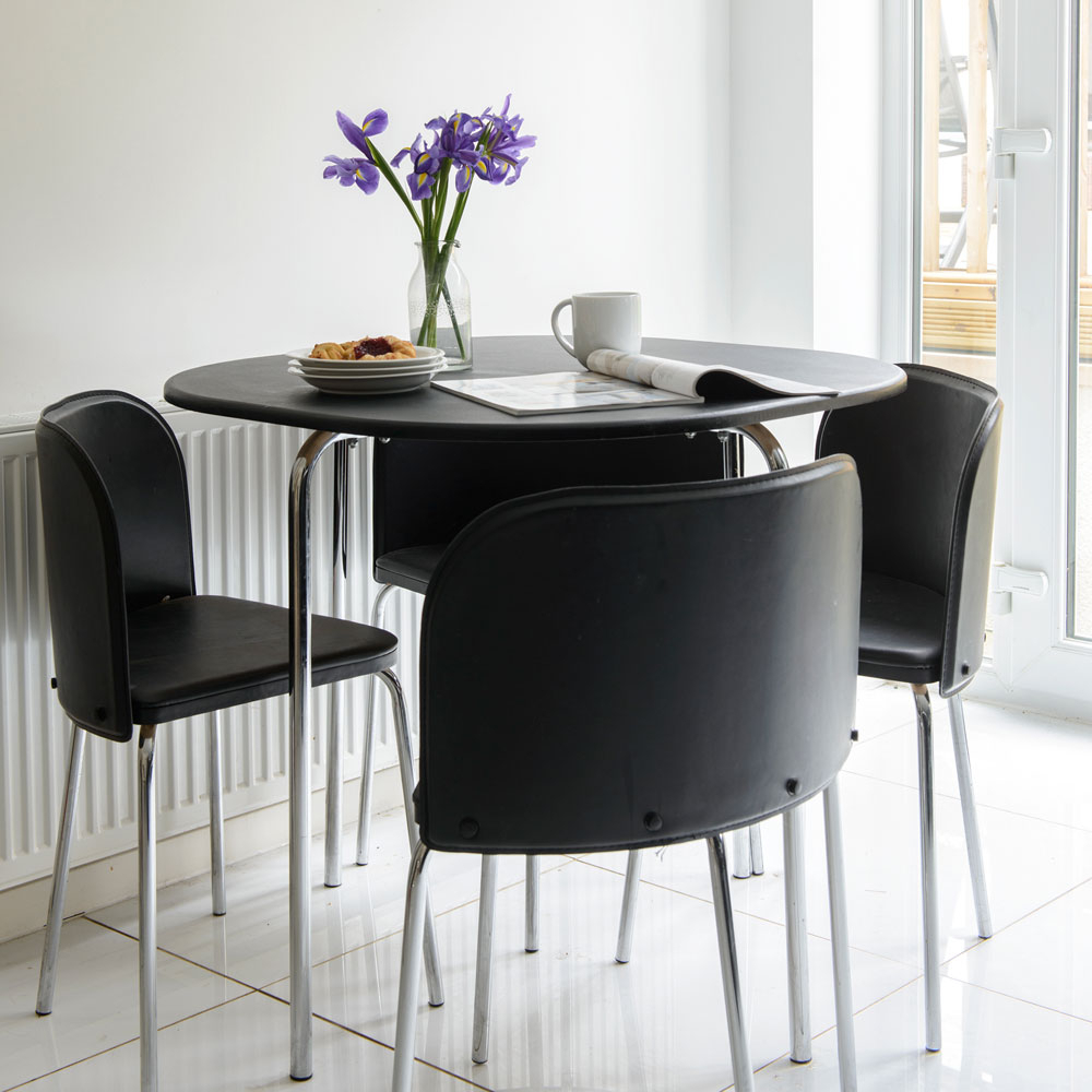 Small Dining Room Ideas – Small Dining Room Set – Small For Most Up To Date Contemporary 6 Seating Rectangular Dining Tables (View 27 of 30)