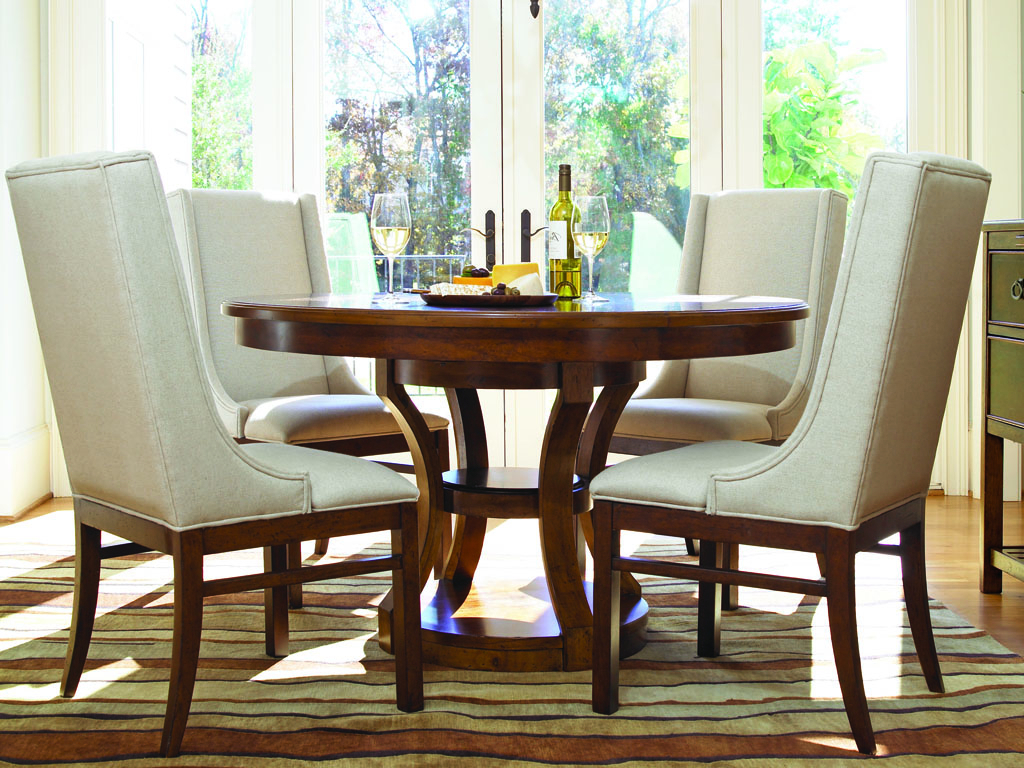 Small Dining Room Sets Elegant : Design Small Dining Room Pertaining To Current Elegance Small Round Dining Tables (View 25 of 30)