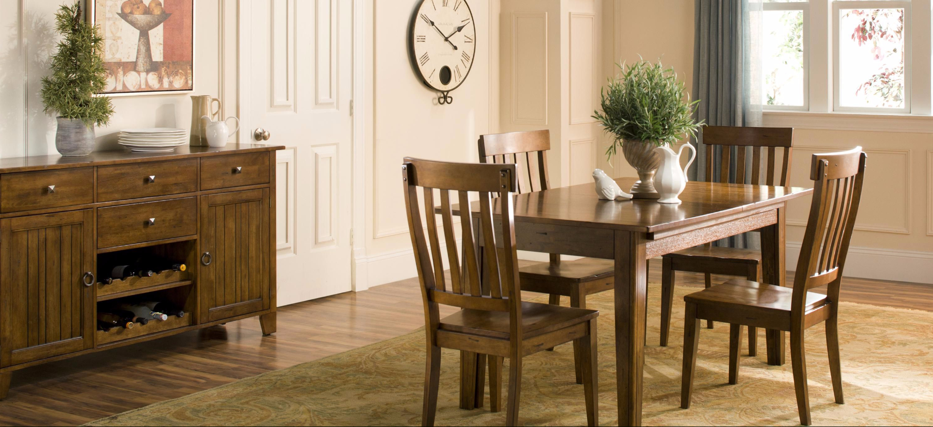 Small Dining Tables With Rustic Pine Ash Brown Finish Within Most Up To Date How To Choose The Right Dining Table For Your Home – The New (View 27 of 30)