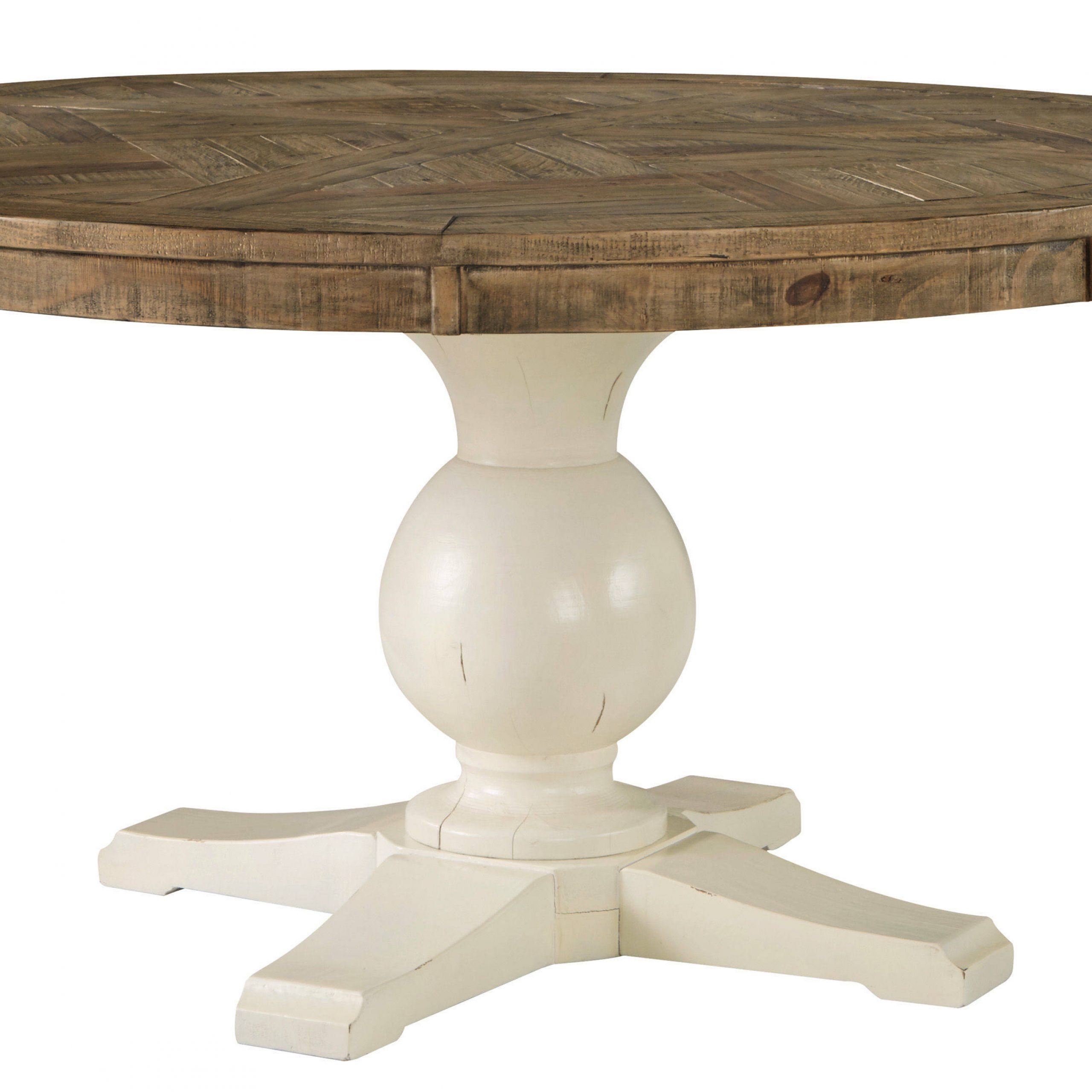 Solid Wood Circular Dining Tables White Throughout Most Up To Date Likable Round Dining Table Wood Top Splendid Furniture Room (View 27 of 30)