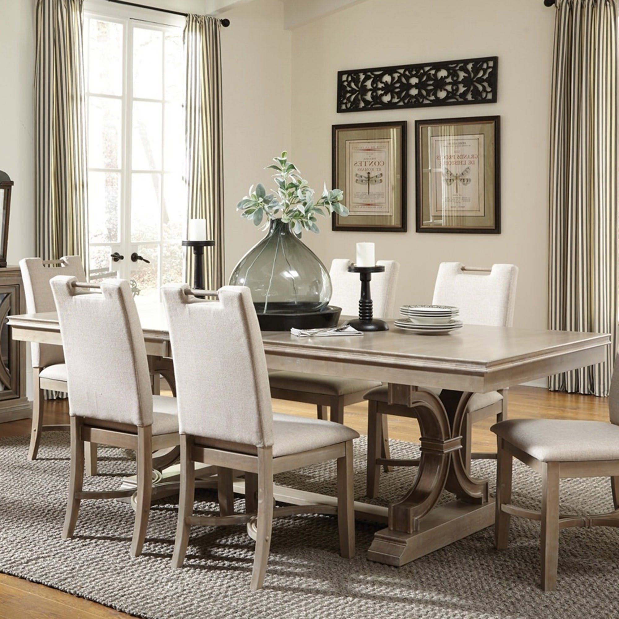Sonoma Rectangular Dining Table – Bernie & Phyl's Furniture With Regard To Preferred Transitional Rectangular Dining Tables (View 18 of 30)