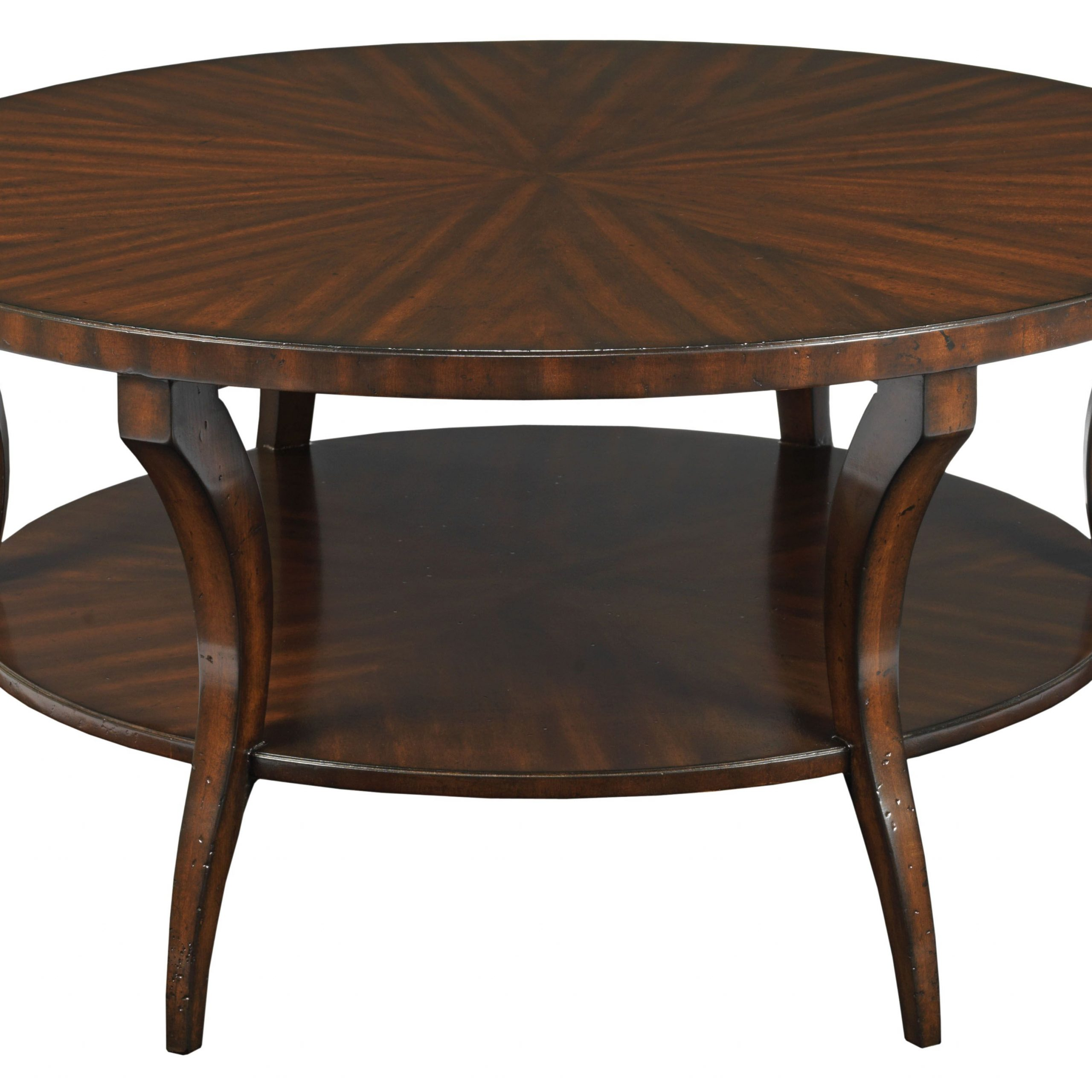 Table, Furniture, Round Intended For Acacia Wood Medley Medium Dining Tables With Metal Base (Gallery 12 of 30)