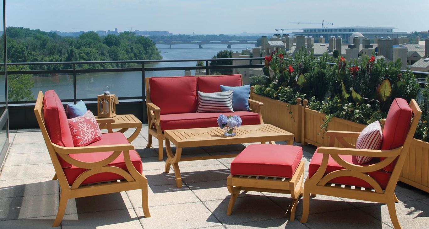 Teak Furniture New York (View 27 of 30)