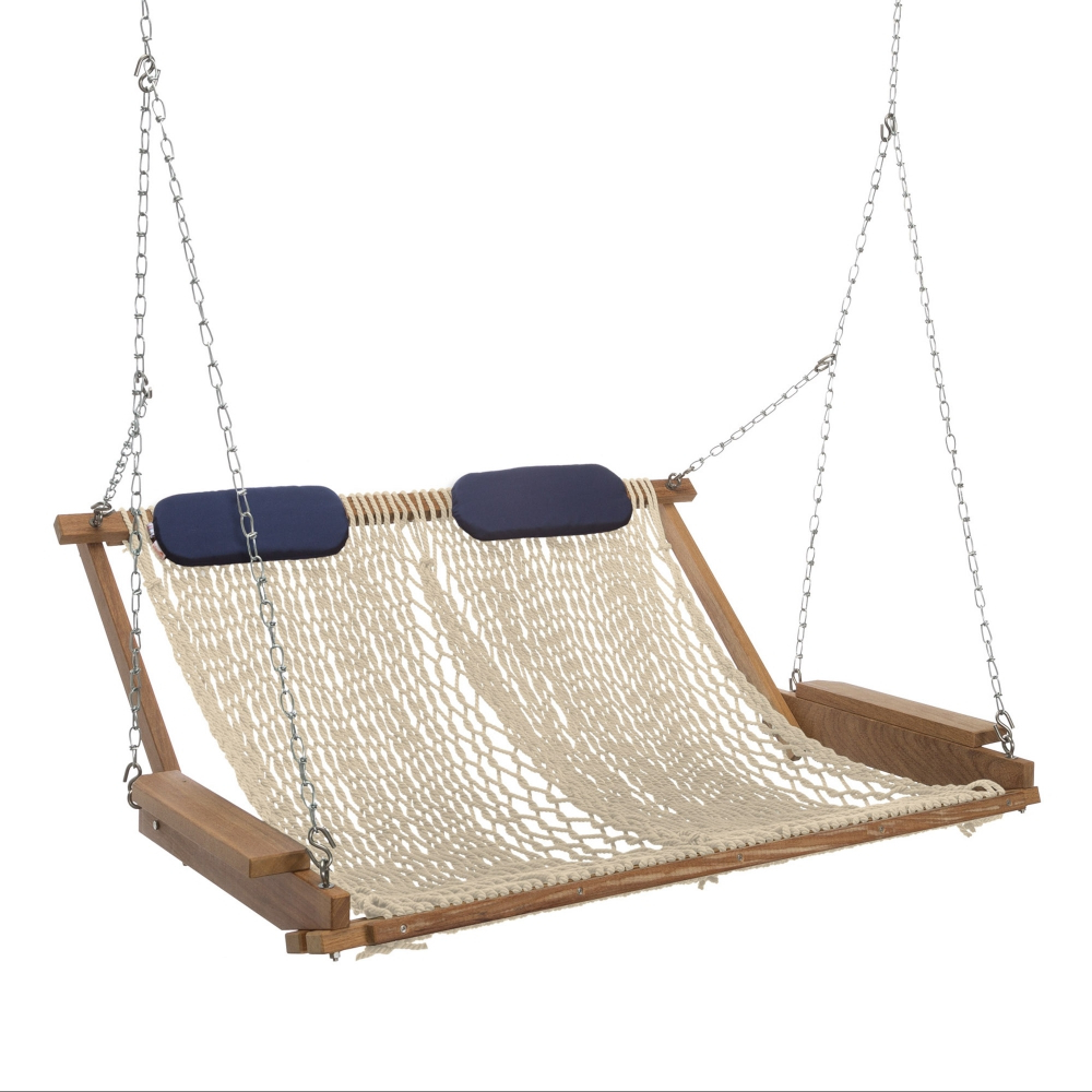 Ths Contract Throughout Deluxe Cushion Sunbrella Porch Swings (View 28 of 30)