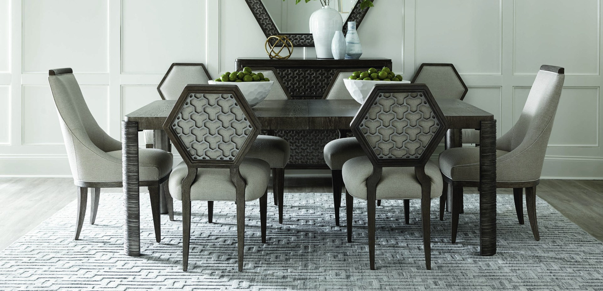 Transitional 6 Seating Casual Dining Tables With Regard To Popular Florida's Premier Dining Room Furniture Store – Baer's (View 15 of 30)