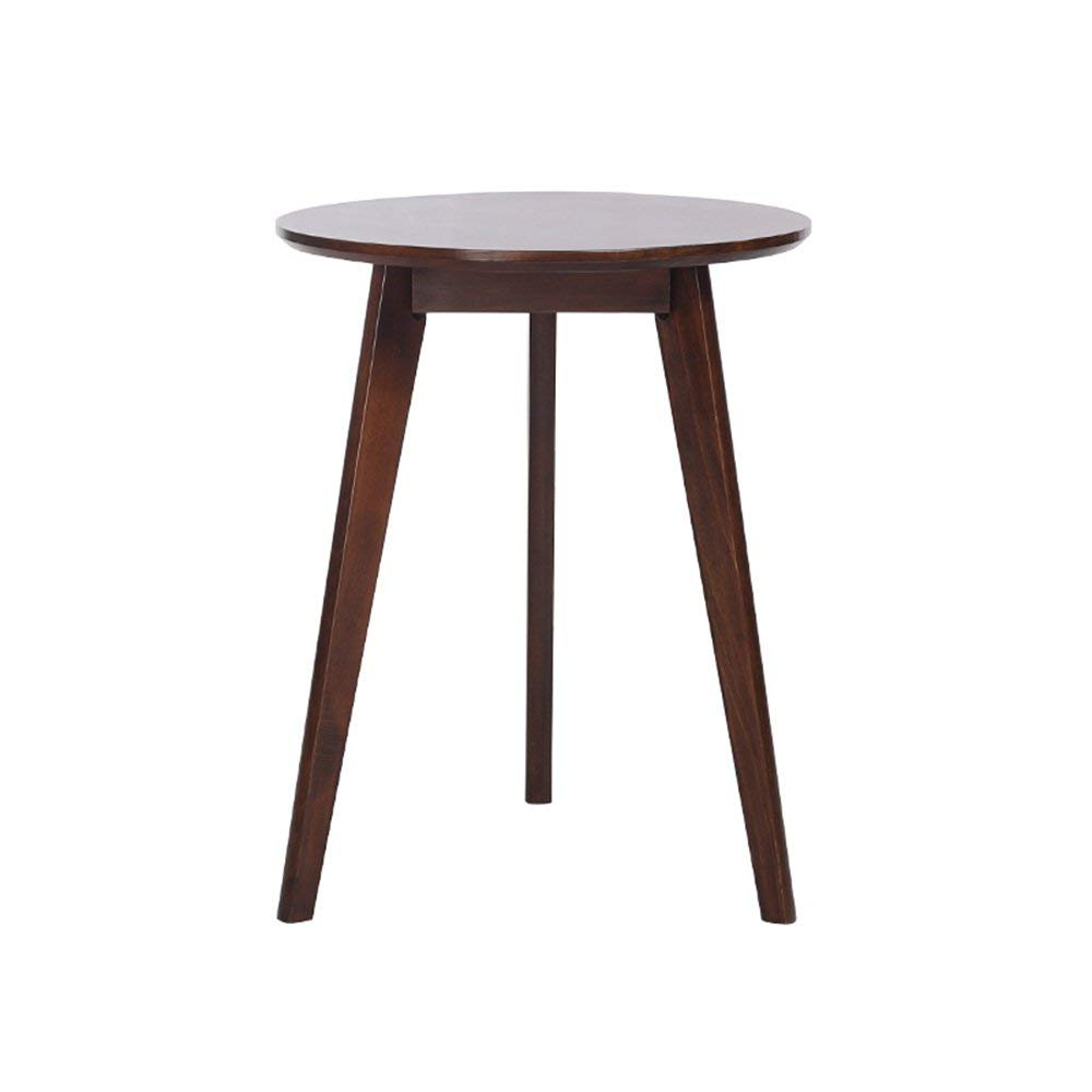 Transitional Antique Walnut Drop Leaf Casual Dining Tables Intended For 2018 Cheap Round Dining Tables Wood, Find Round Dining Tables (View 16 of 30)