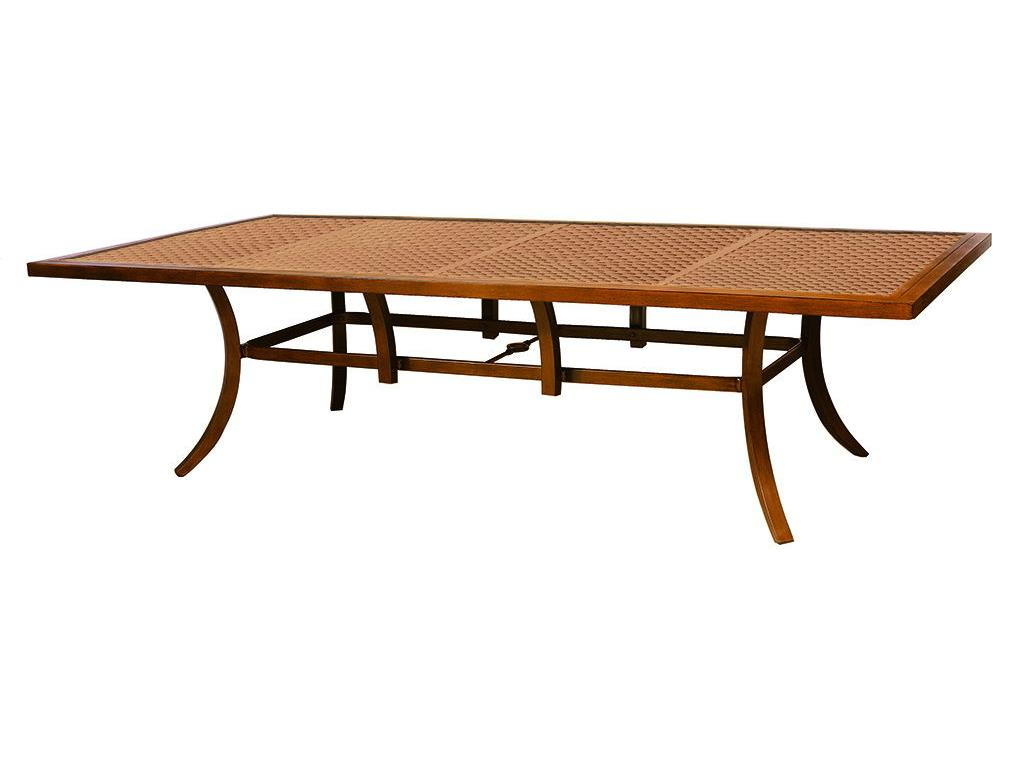 """Transitional Rectangular Dining Tables Within Preferred Transitional 54"""" X 108"""" Rectangular Dining Table – Hauser's (View 25 of 30)"""